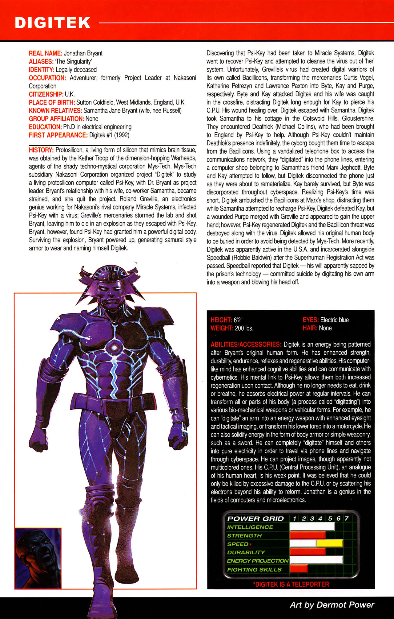 Read online All-New Official Handbook of the Marvel Universe A to Z: Update comic -  Issue #1 - 13