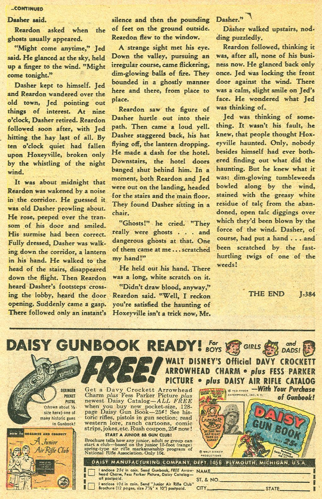 Read online Two-Gun Kid comic -  Issue #31 - 26