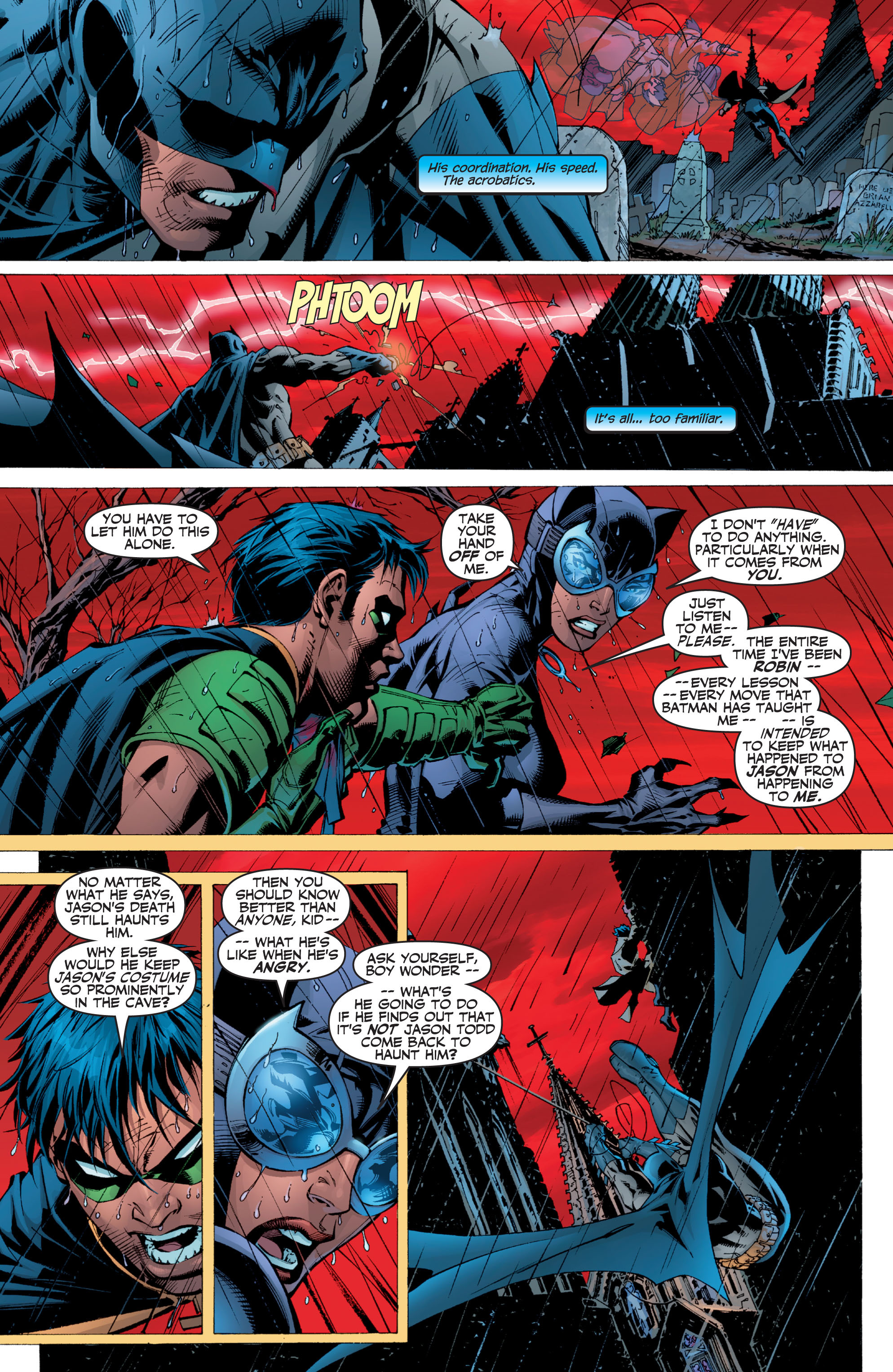 Read online Batman: Under The Red Hood comic -  Issue # Full - 370