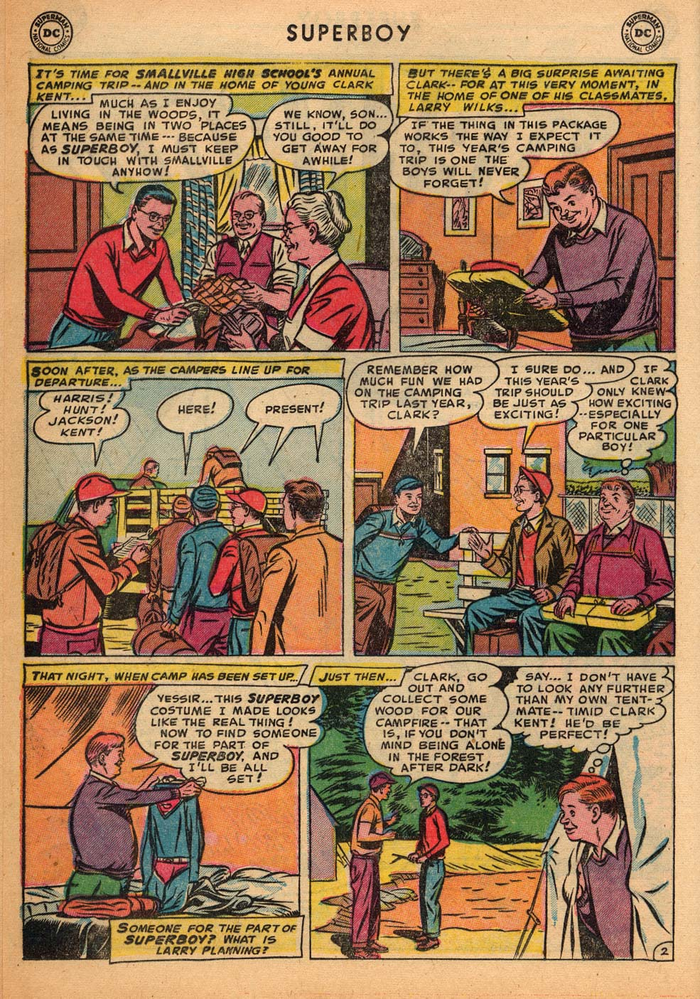Superboy (1949) issue 25 - Page 14