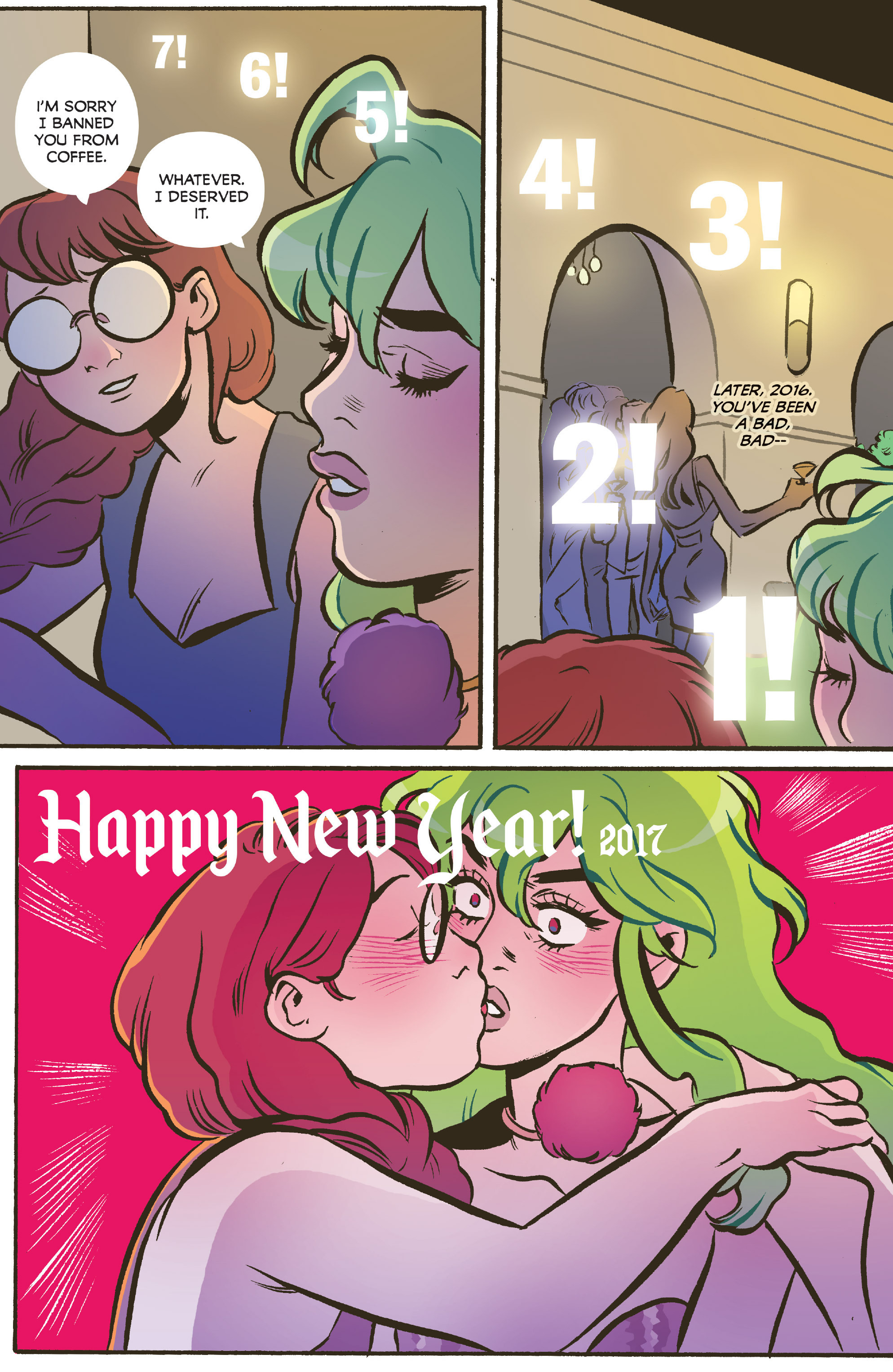Read online Snotgirl comic -  Issue #5 - 22