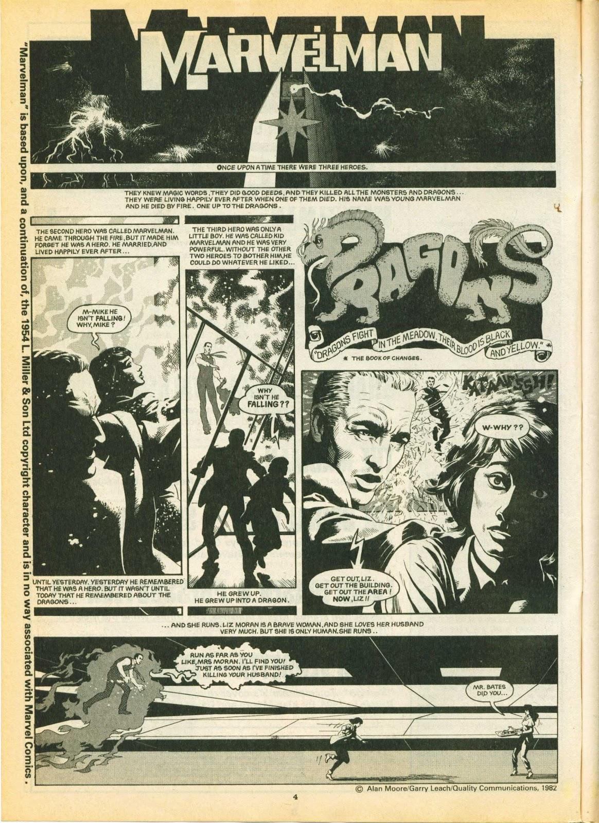 Warrior Issue #5 #6 - English 4