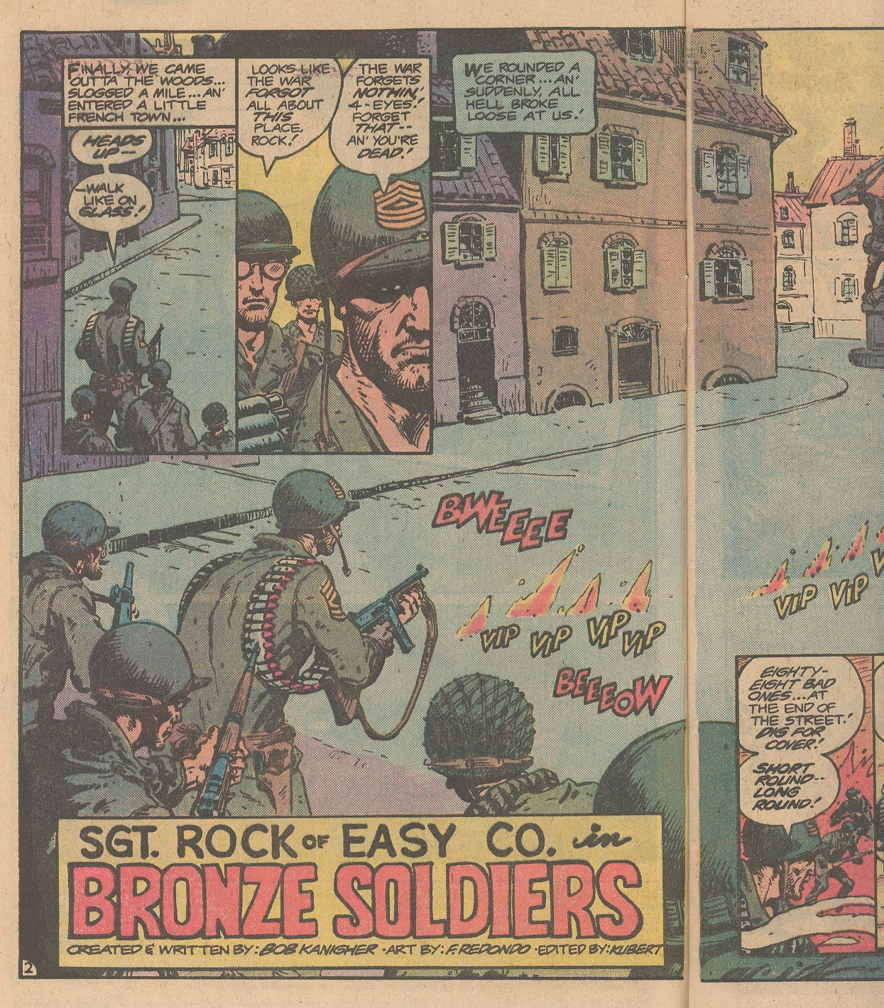 Read online Sgt. Rock comic -  Issue #355 - 3
