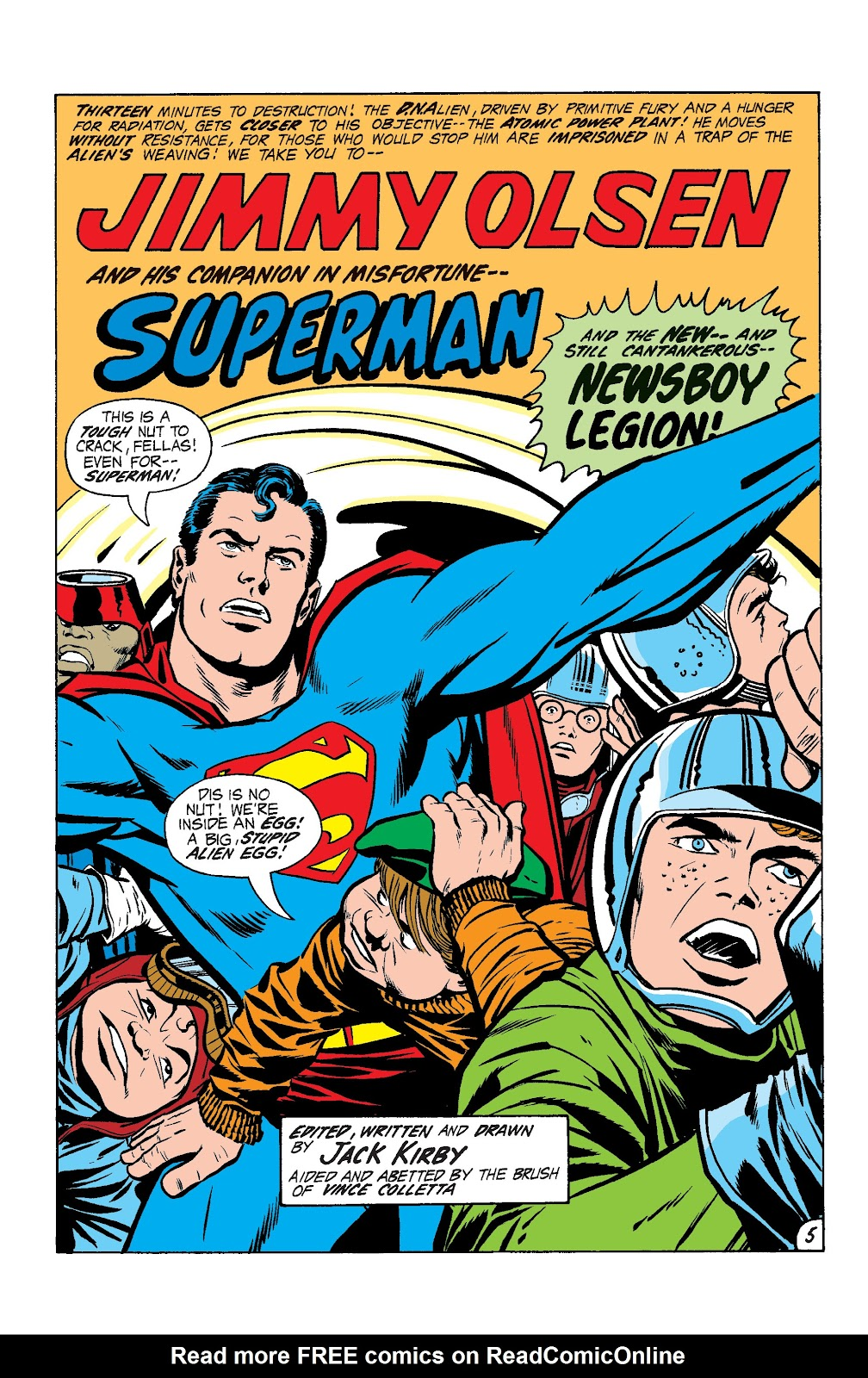 Read online Superman's Pal, Jimmy Olsen by Jack Kirby comic -  Issue # TPB (Part 2) - 25