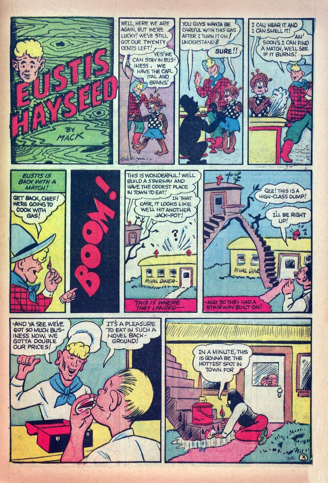 Read online Joker Comics comic -  Issue #9 - 55