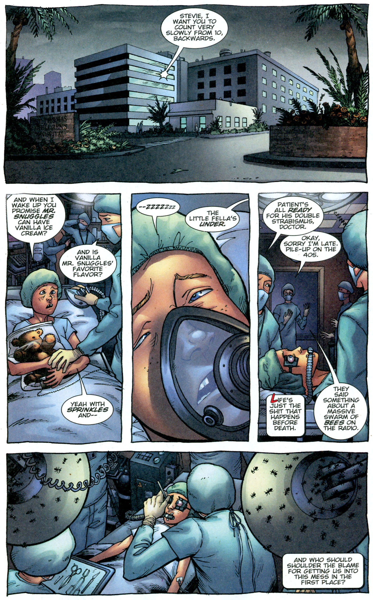 Read online The Exterminators comic -  Issue #13 - 4