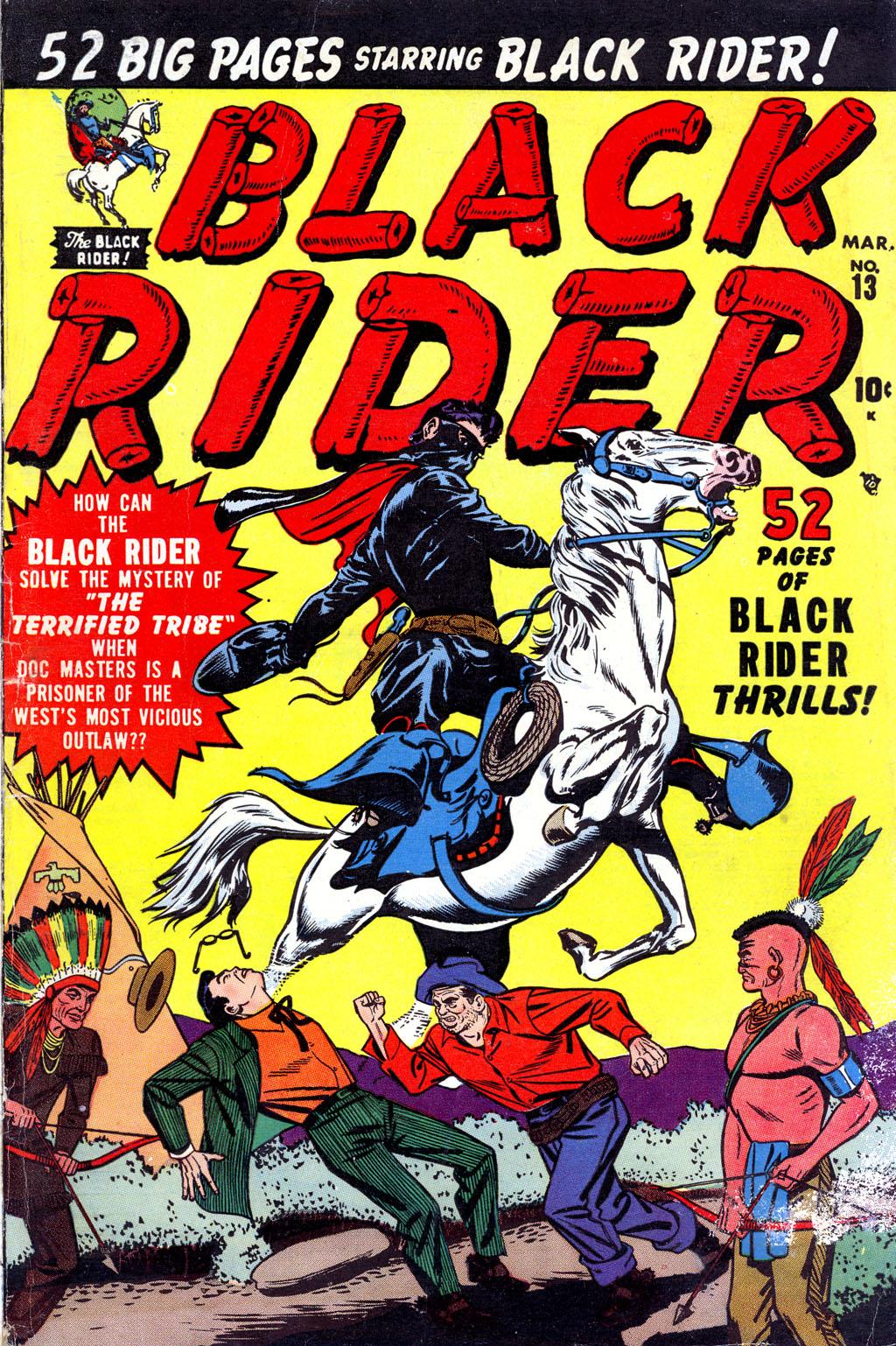 Black Rider 13 Page 1