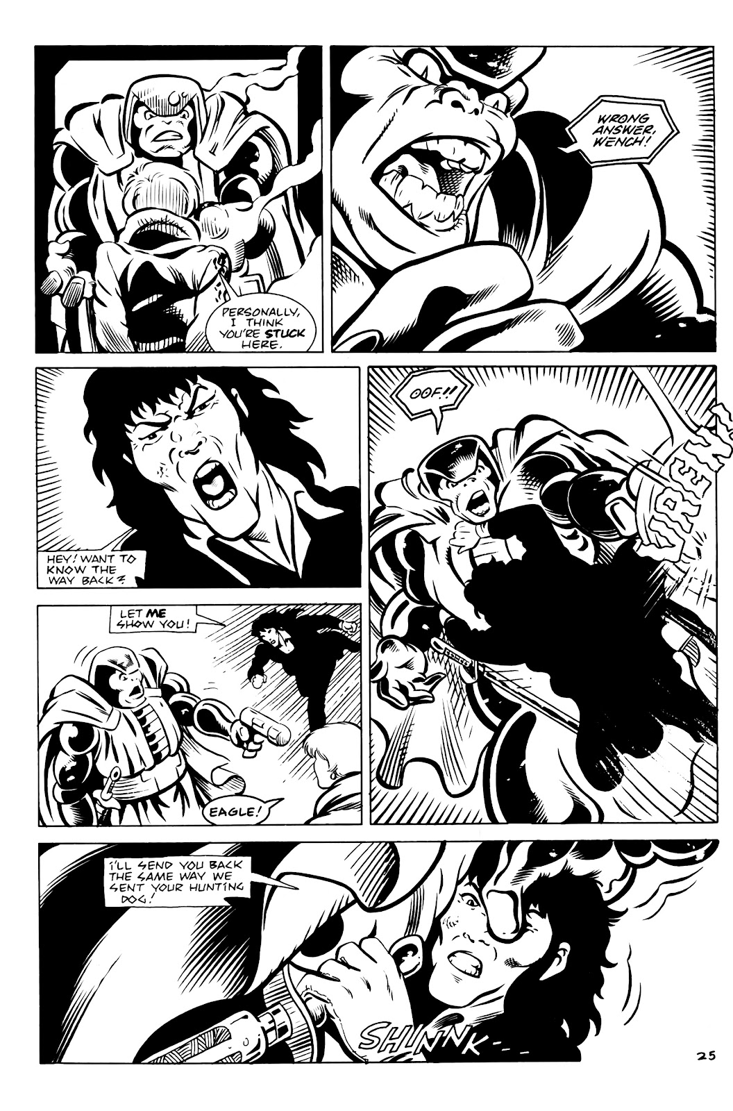 Eagle issue 14 - Page 27