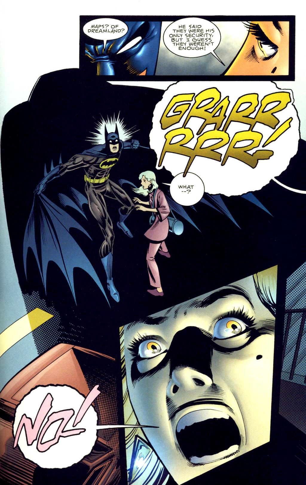 Read online Batman: Dreamland comic -  Issue # Full - 7