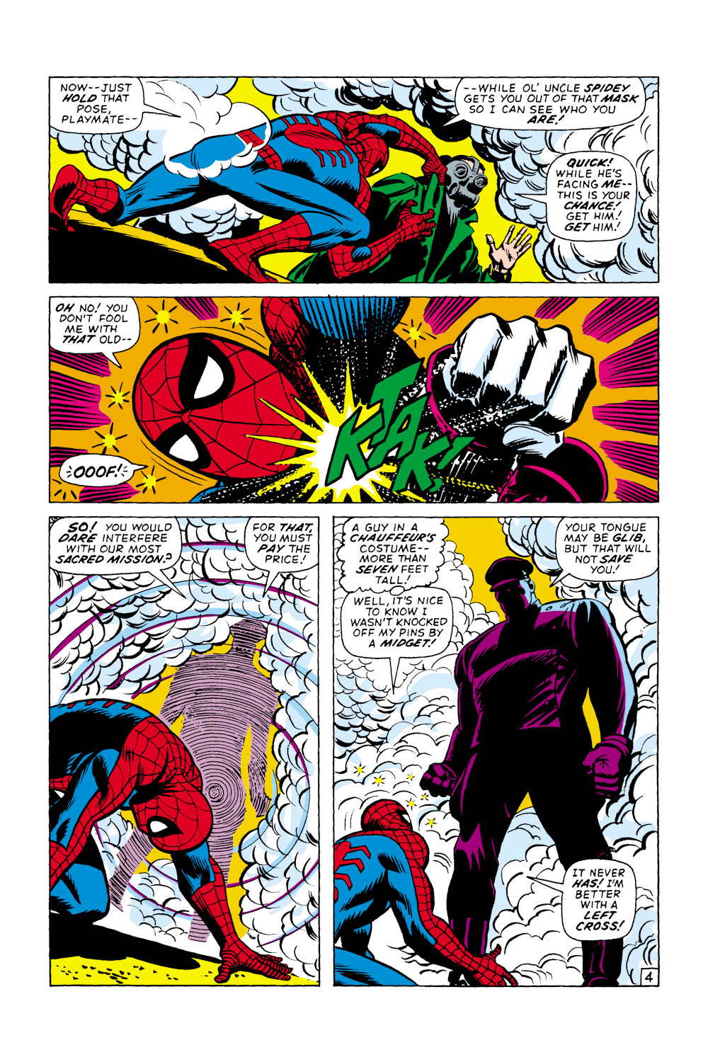 The Amazing Spider-Man (1963) 108 Page 4