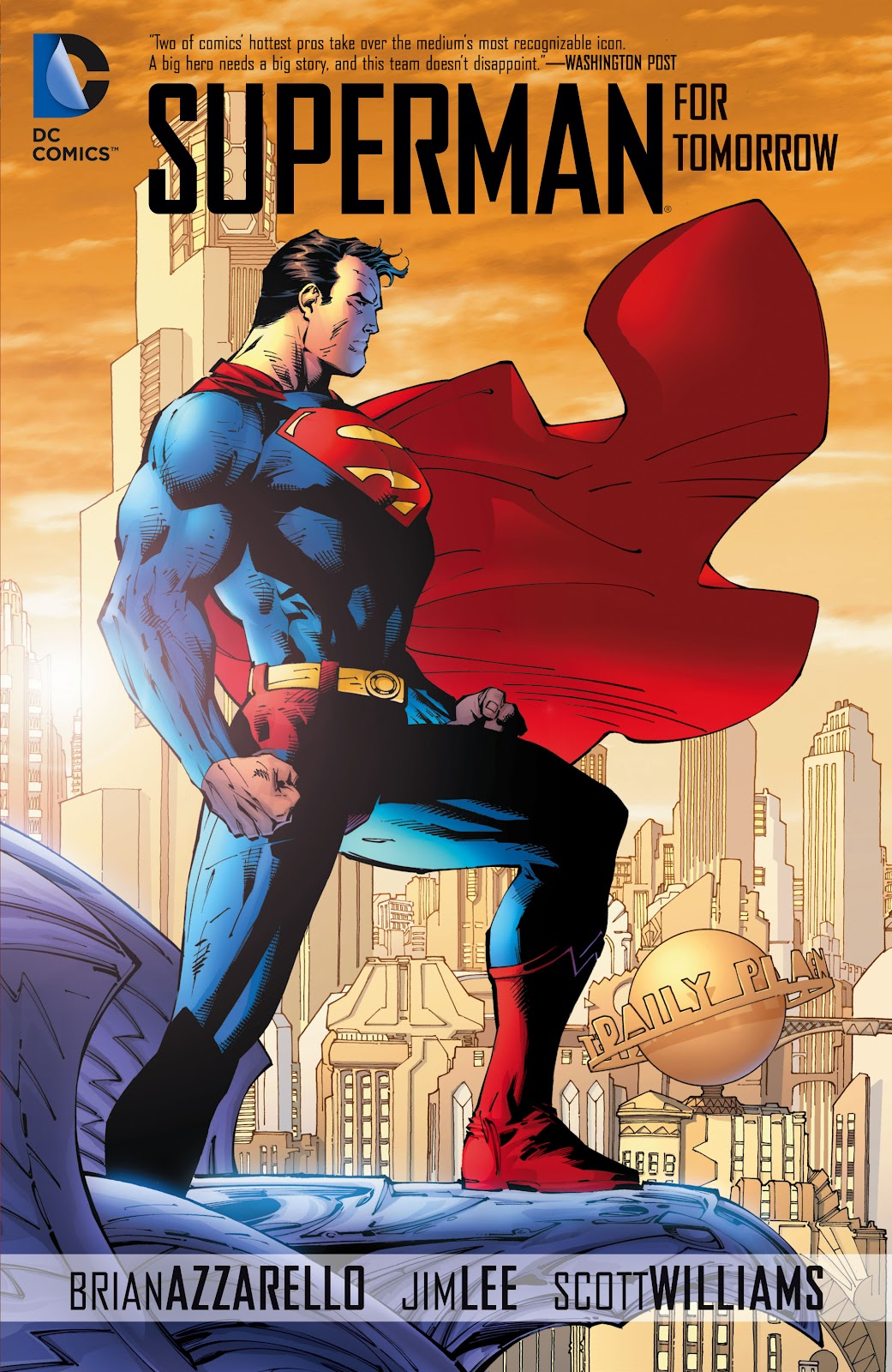Read online Superman: For Tomorrow comic -  Issue # TPB (Part 1) - 1
