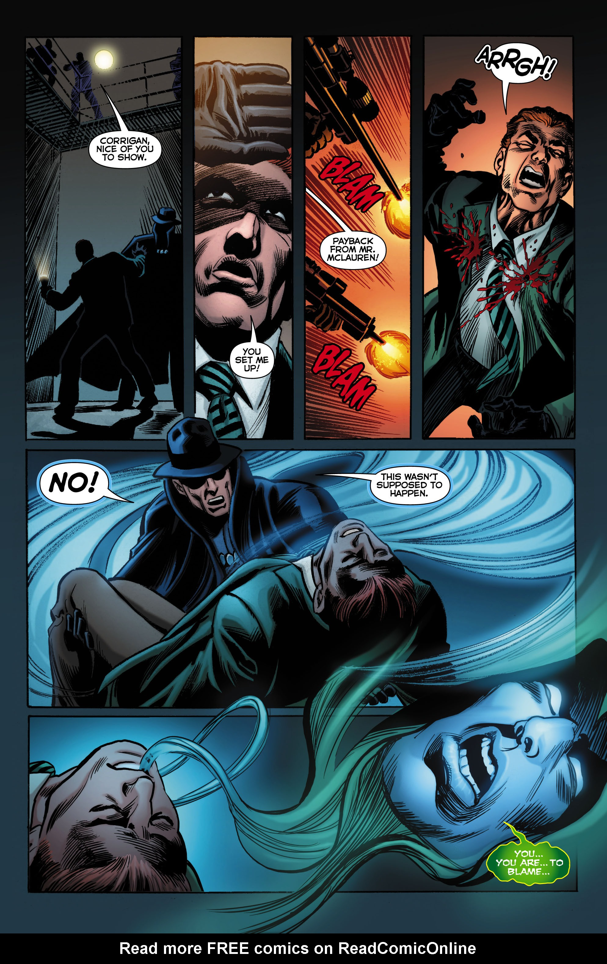 Read online Trinity of Sin: The Phantom Stranger comic -  Issue #0 - 17