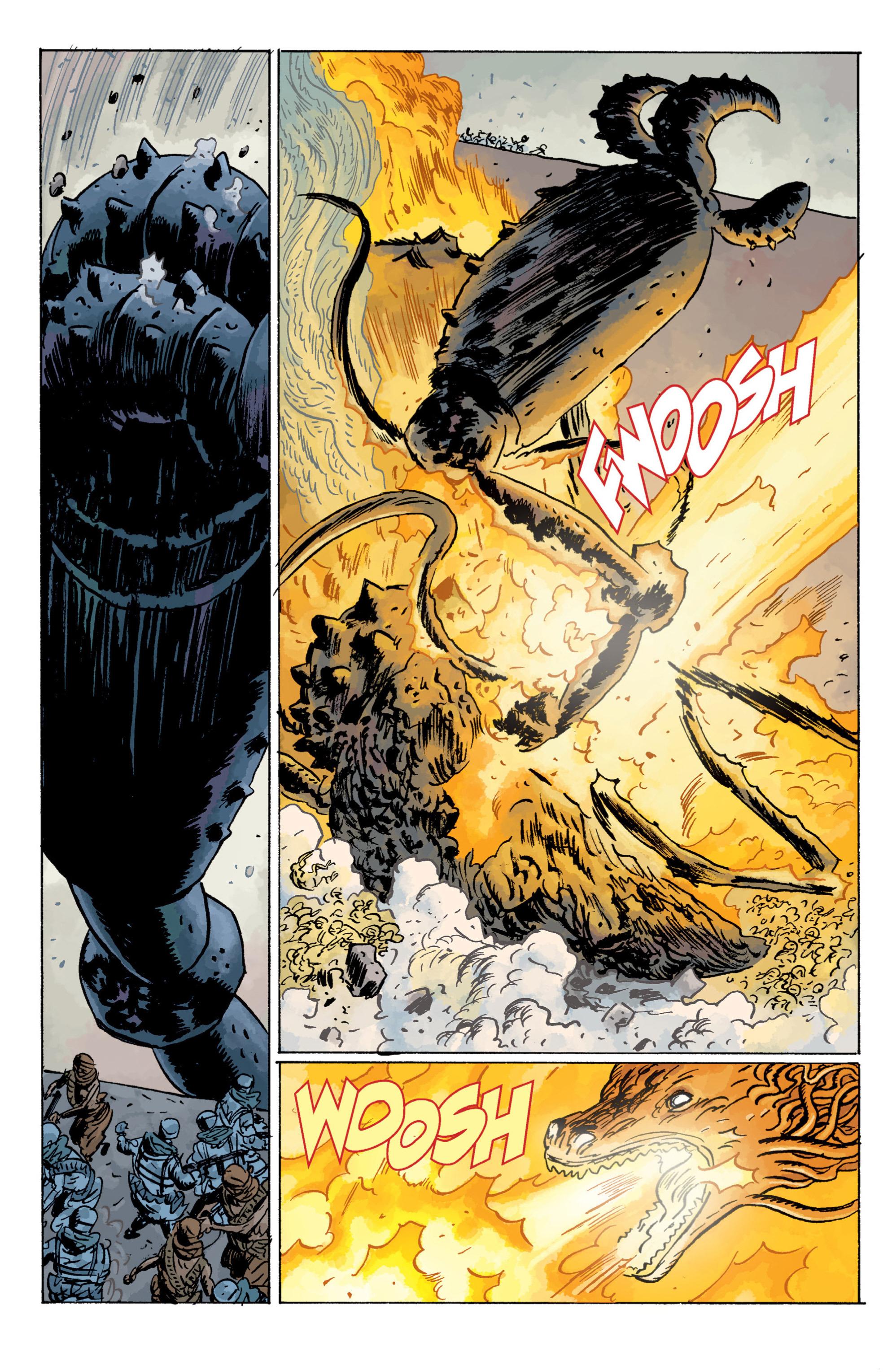 Read online B.P.R.D. (2003) comic -  Issue # TPB 11 - 96