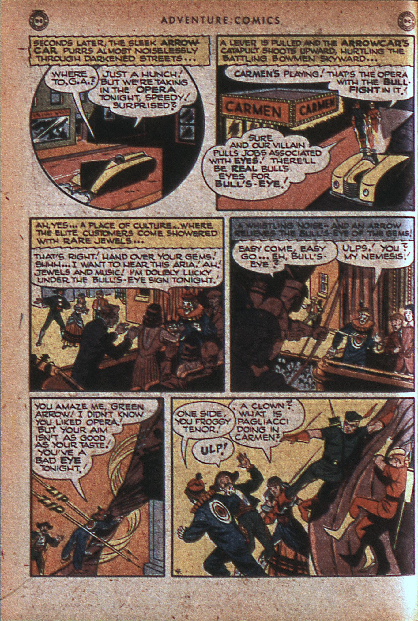 Read online Adventure Comics (1938) comic -  Issue #124 - 27