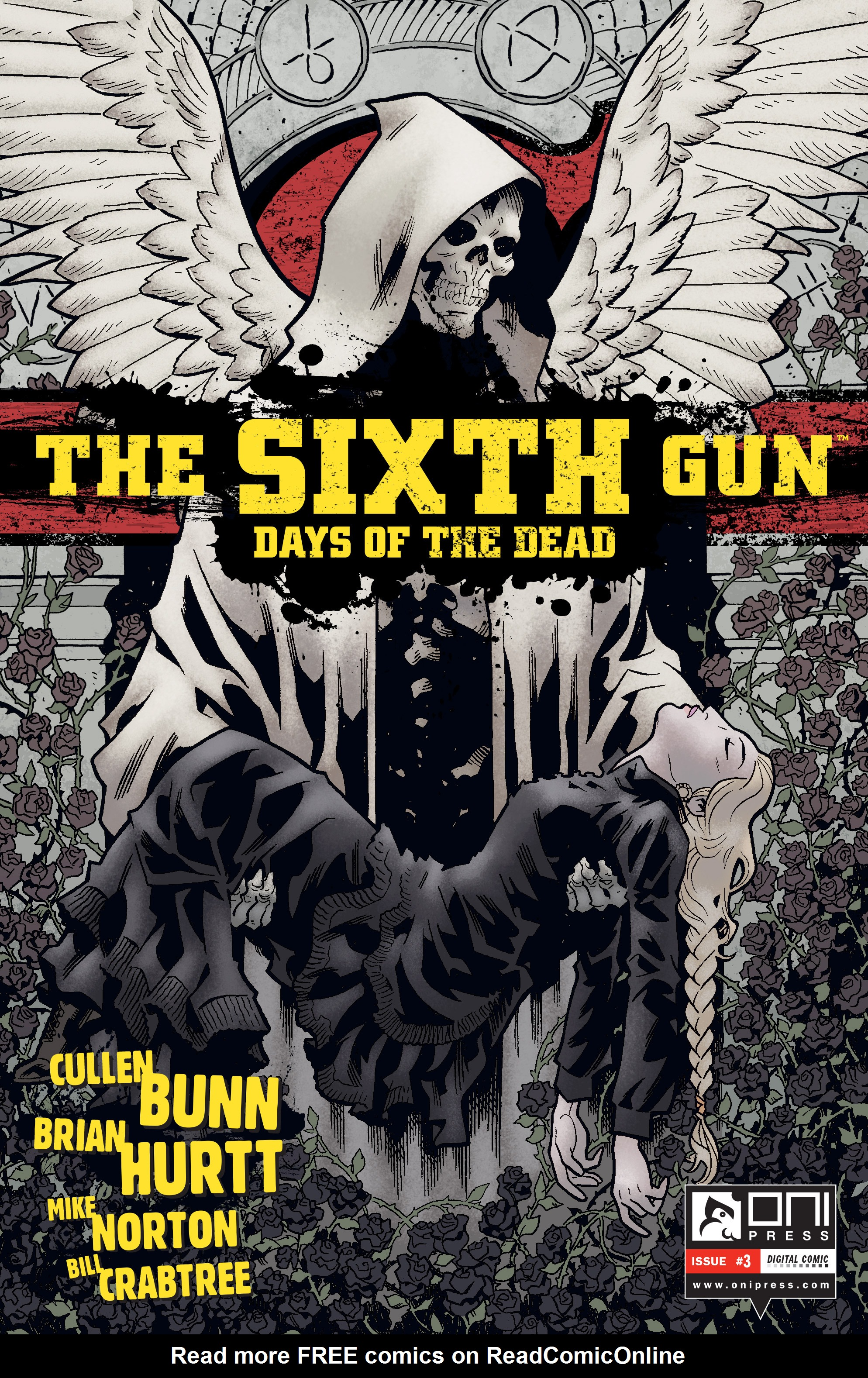 The Sixth Gun: Days of the Dead 3 Page 1