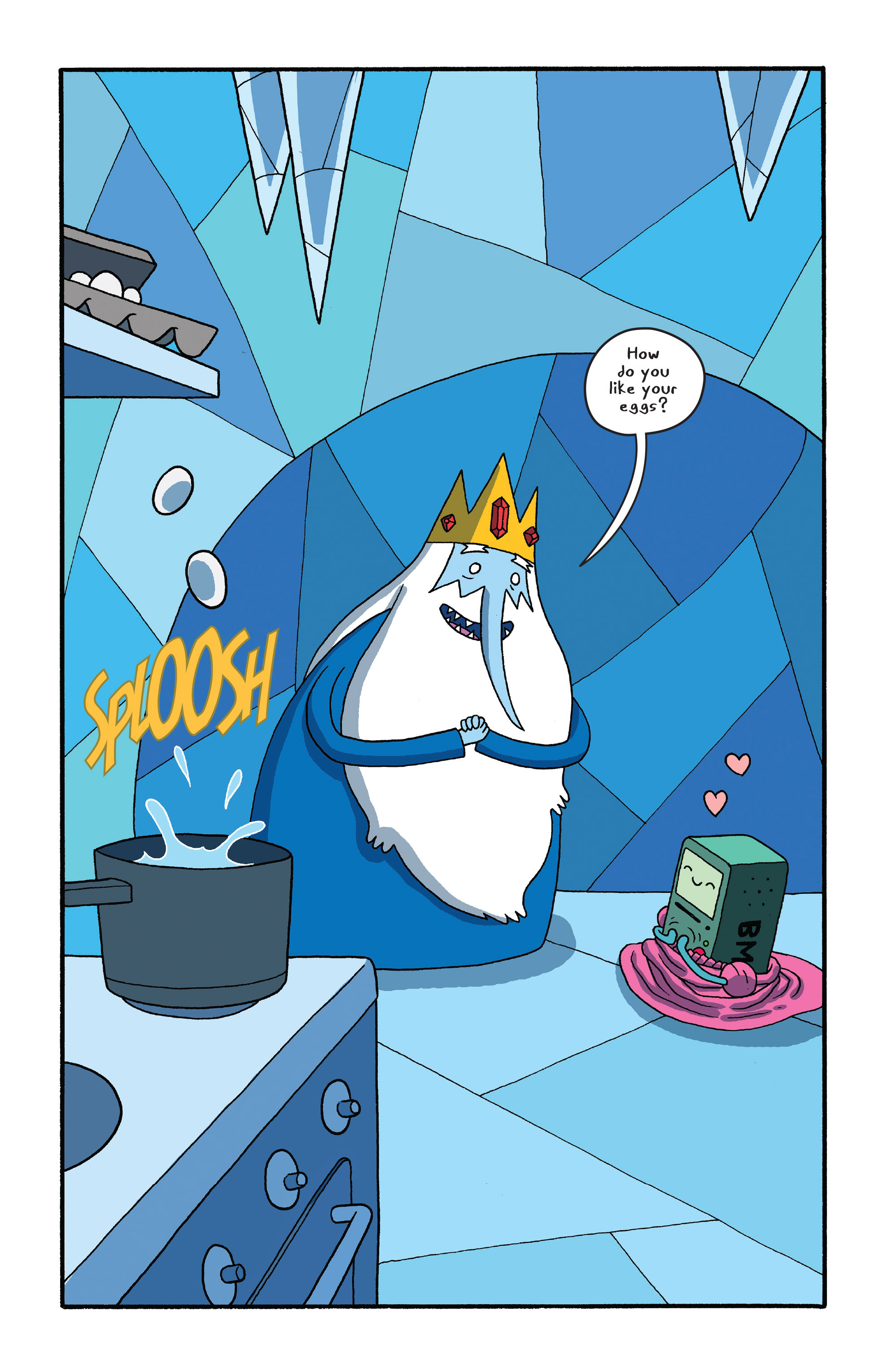Read online Adventure Time comic -  Issue #27 - 11
