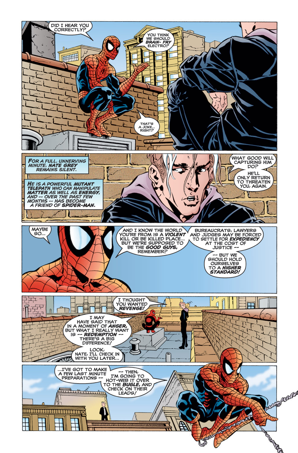 The Amazing Spider-Man (1963) 425 Page 16