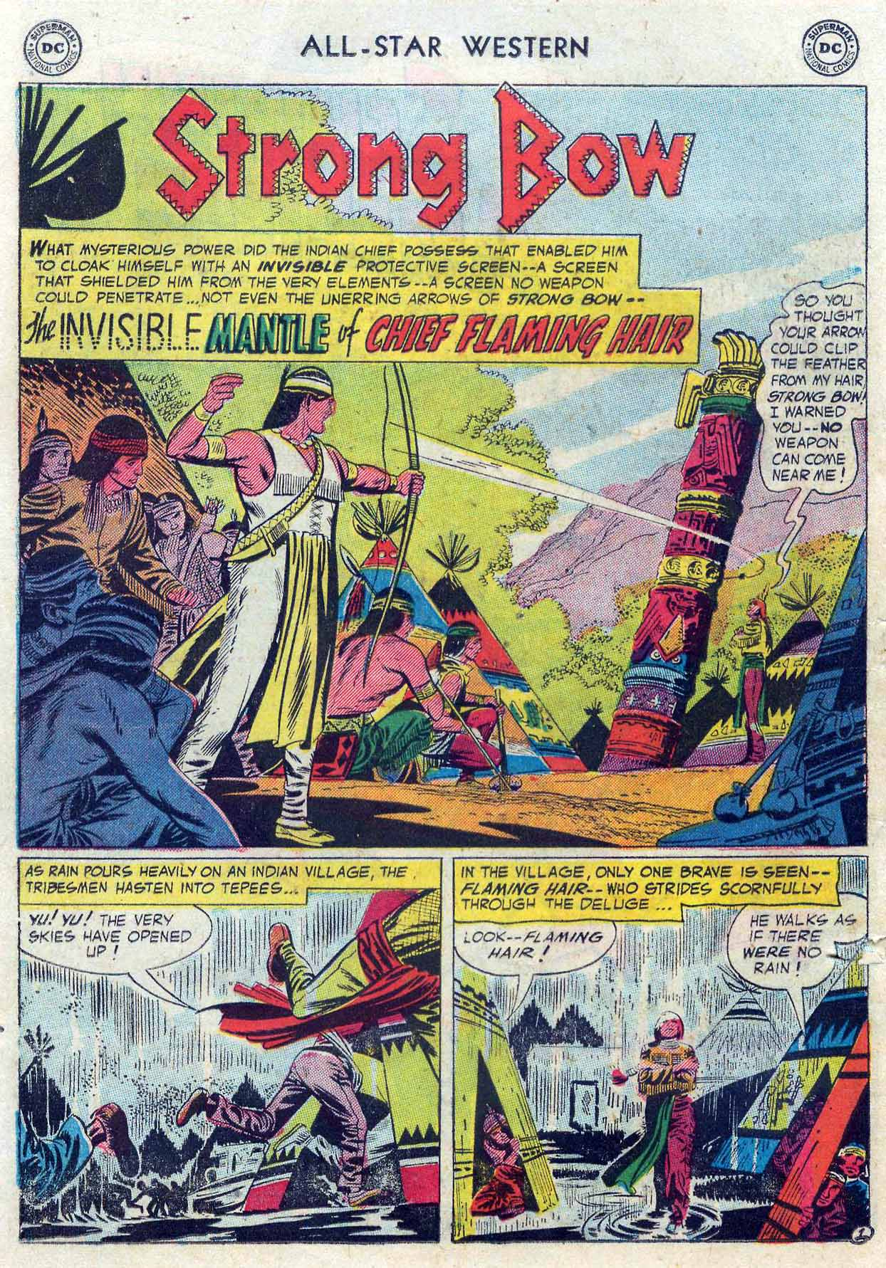 Read online All-Star Western (1951) comic -  Issue #85 - 12