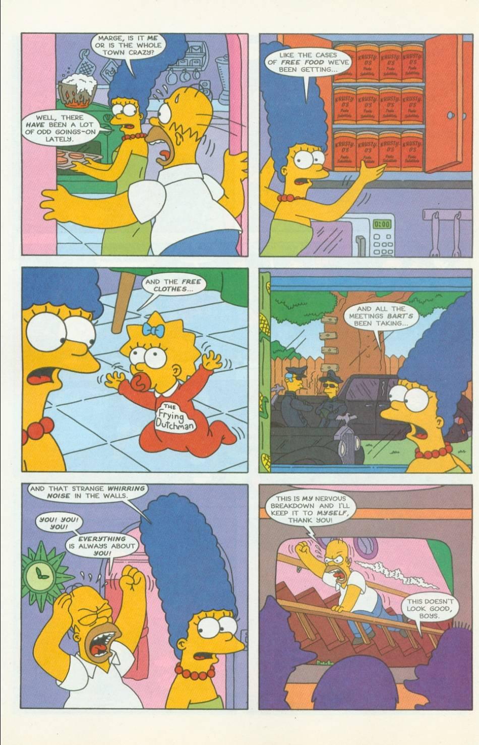 Read online Simpsons Comics comic -  Issue #42 - 19