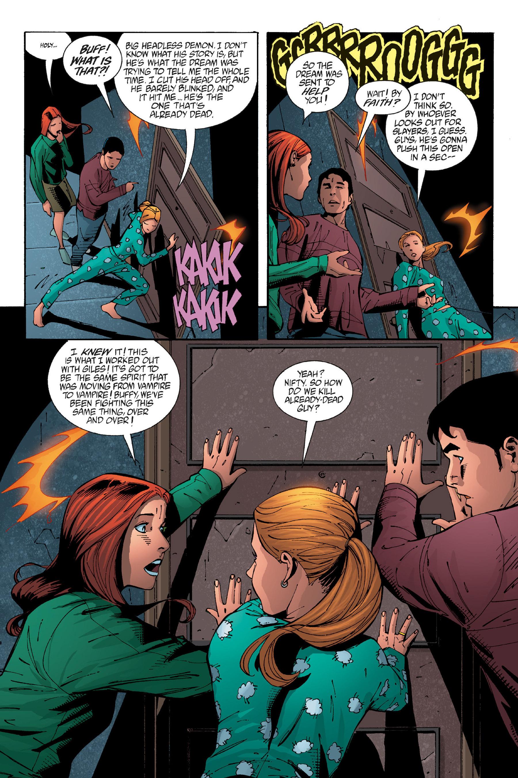 Read online Buffy the Vampire Slayer: Omnibus comic -  Issue # TPB 5 - 93