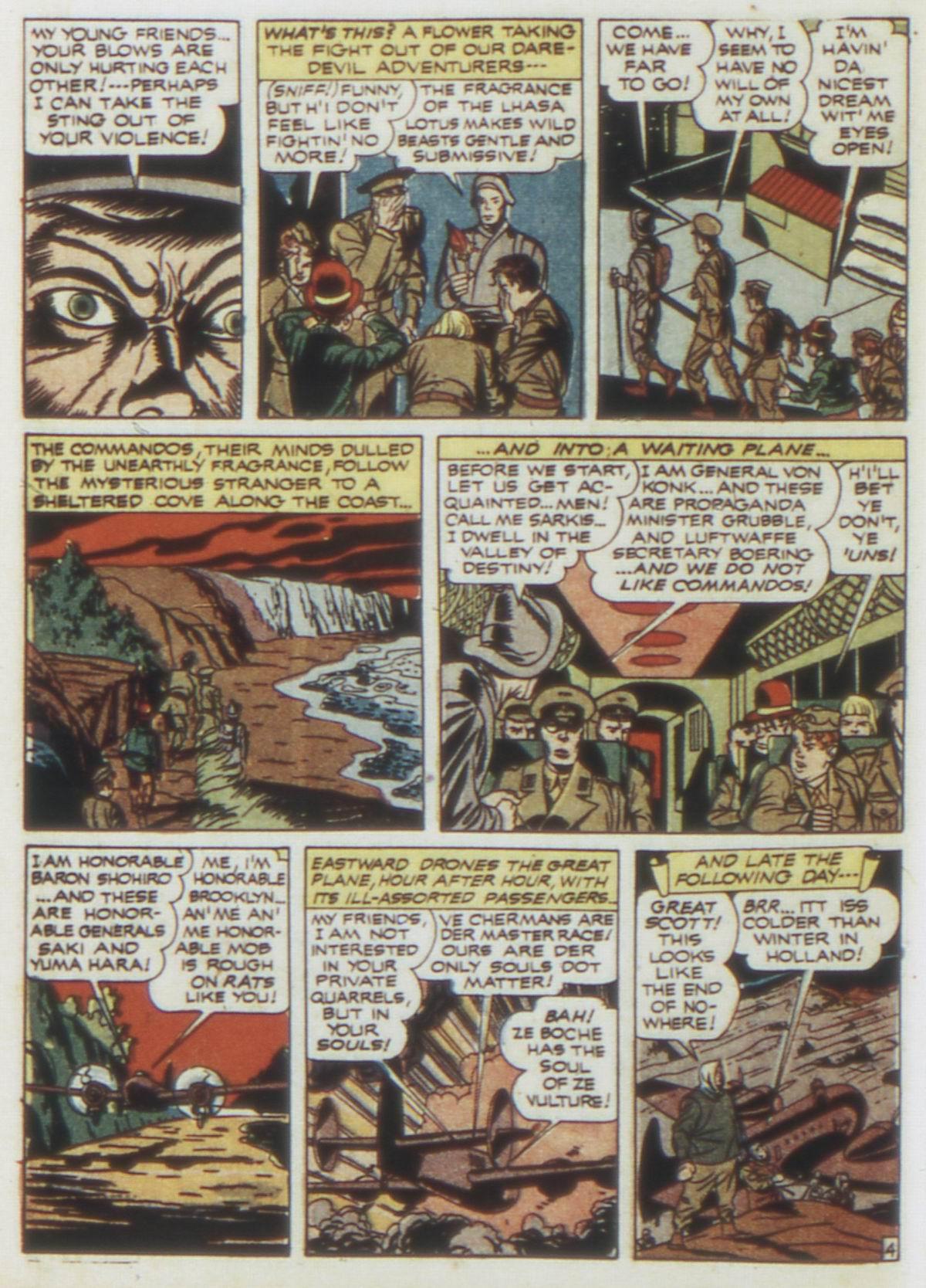 Read online Detective Comics (1937) comic -  Issue #77 - 50
