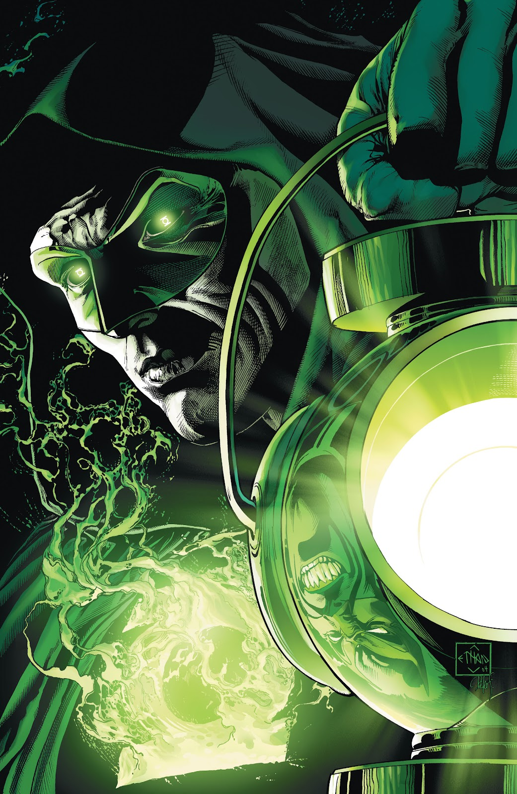 Read online Green Lantern by Geoff Johns comic -  Issue # TPB 1 (Part 1) - 11