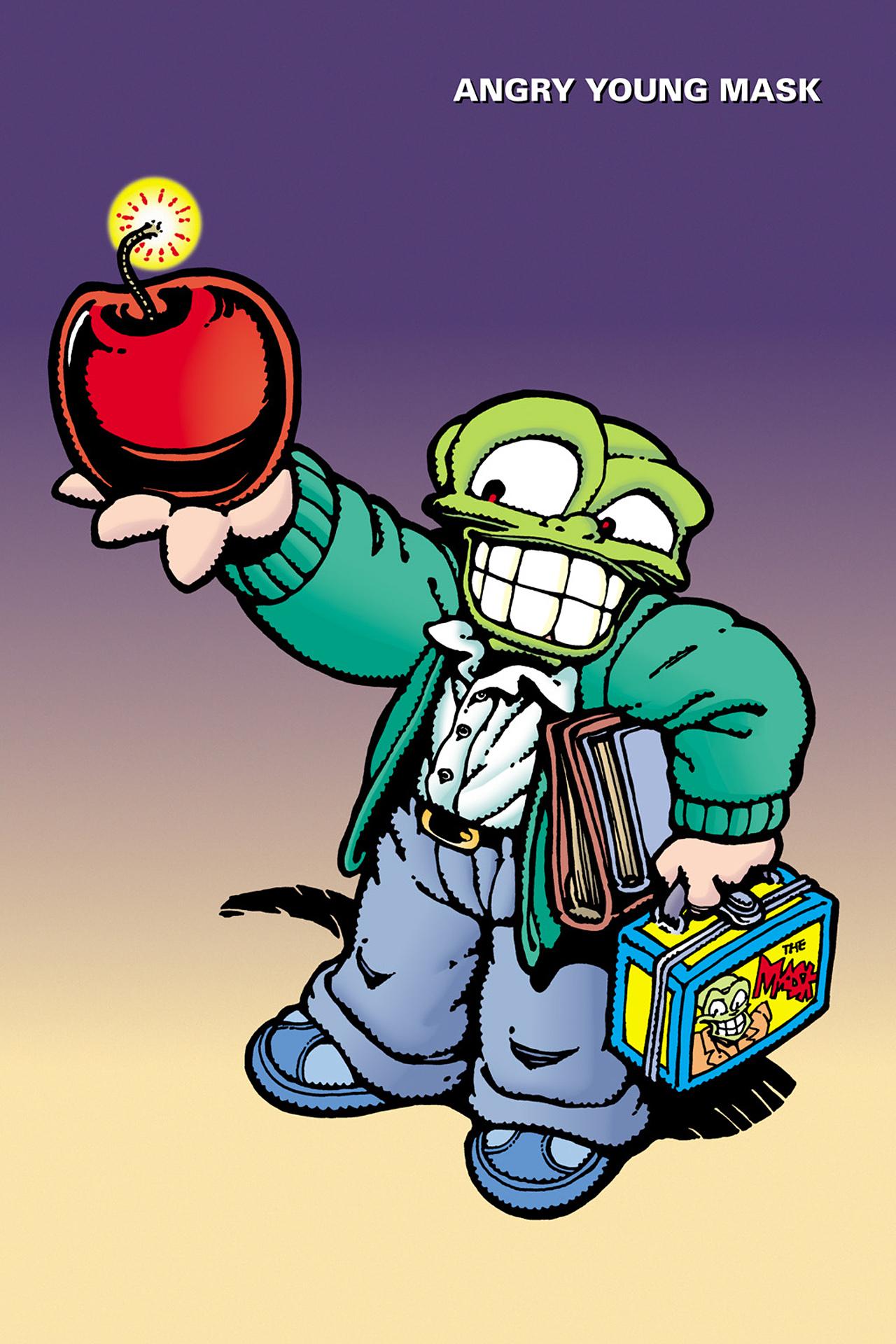 Read online Adventures Of The Mask Omnibus comic -  Issue #Adventures Of The Mask Omnibus Full - 374
