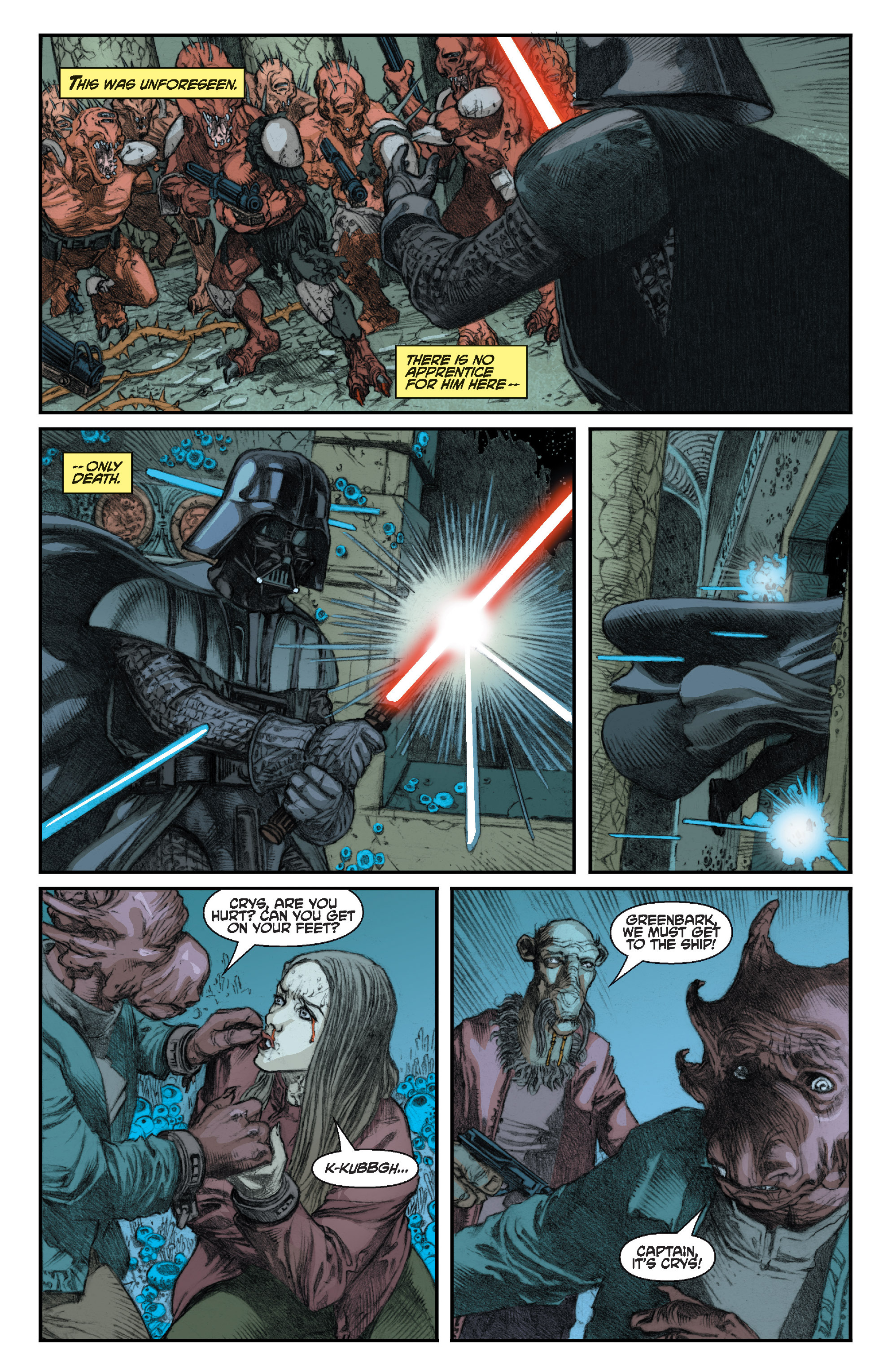 Read online Star Wars Omnibus comic -  Issue # Vol. 31 - 322