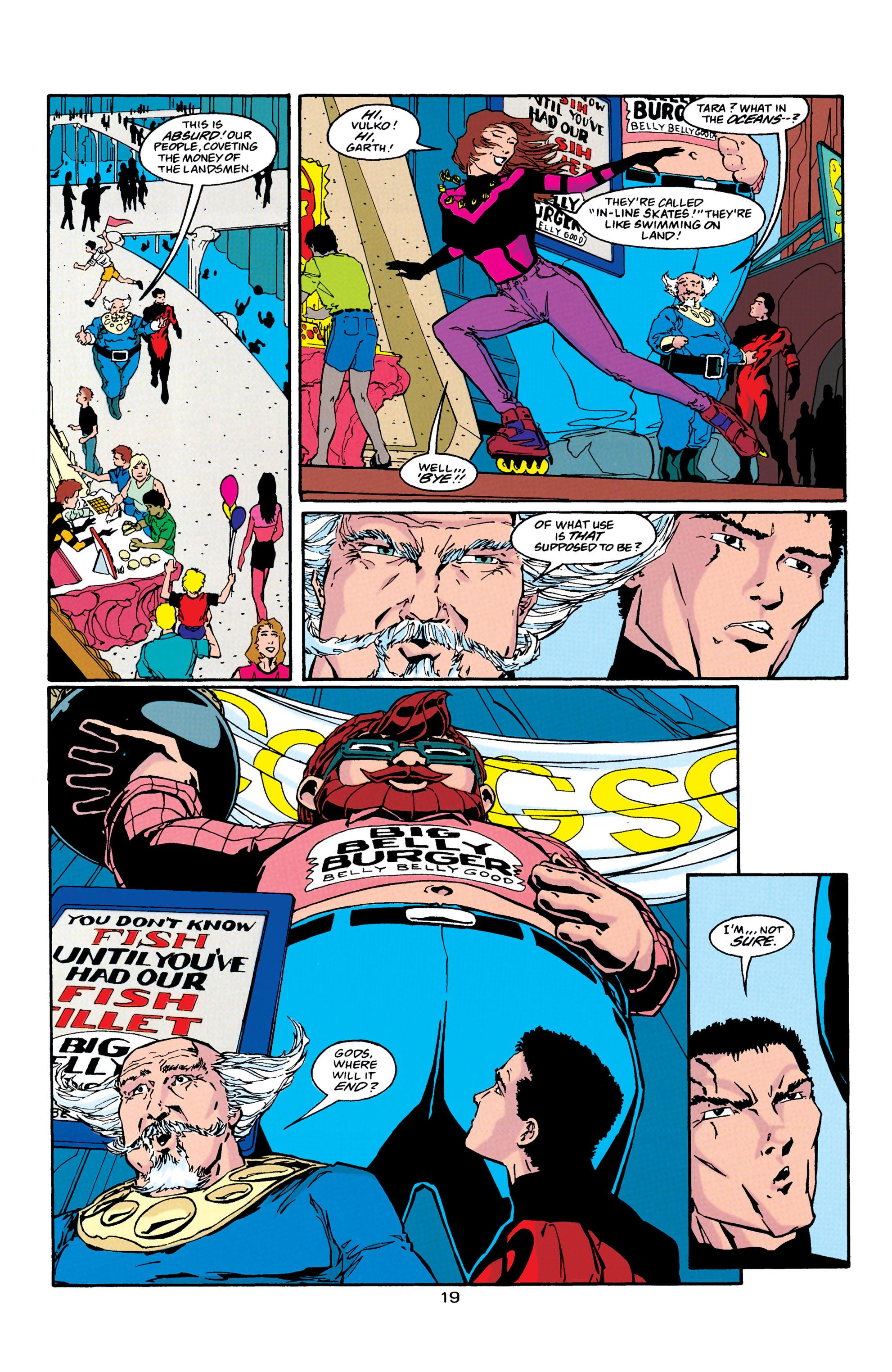 Read online Aquaman (1994) comic -  Issue #38 - 19