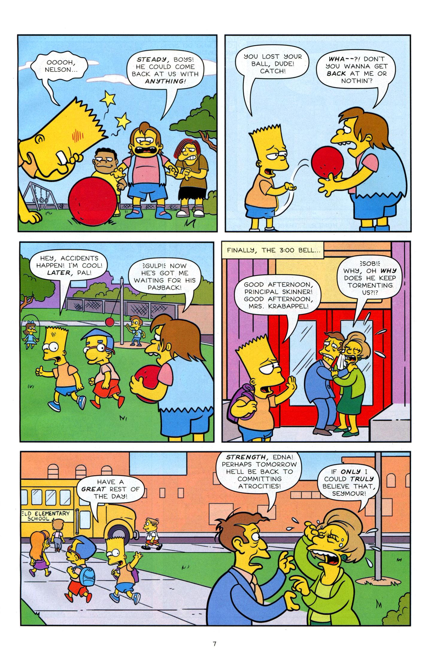 Read online Simpsons Comics Presents Bart Simpson comic -  Issue #64 - 9