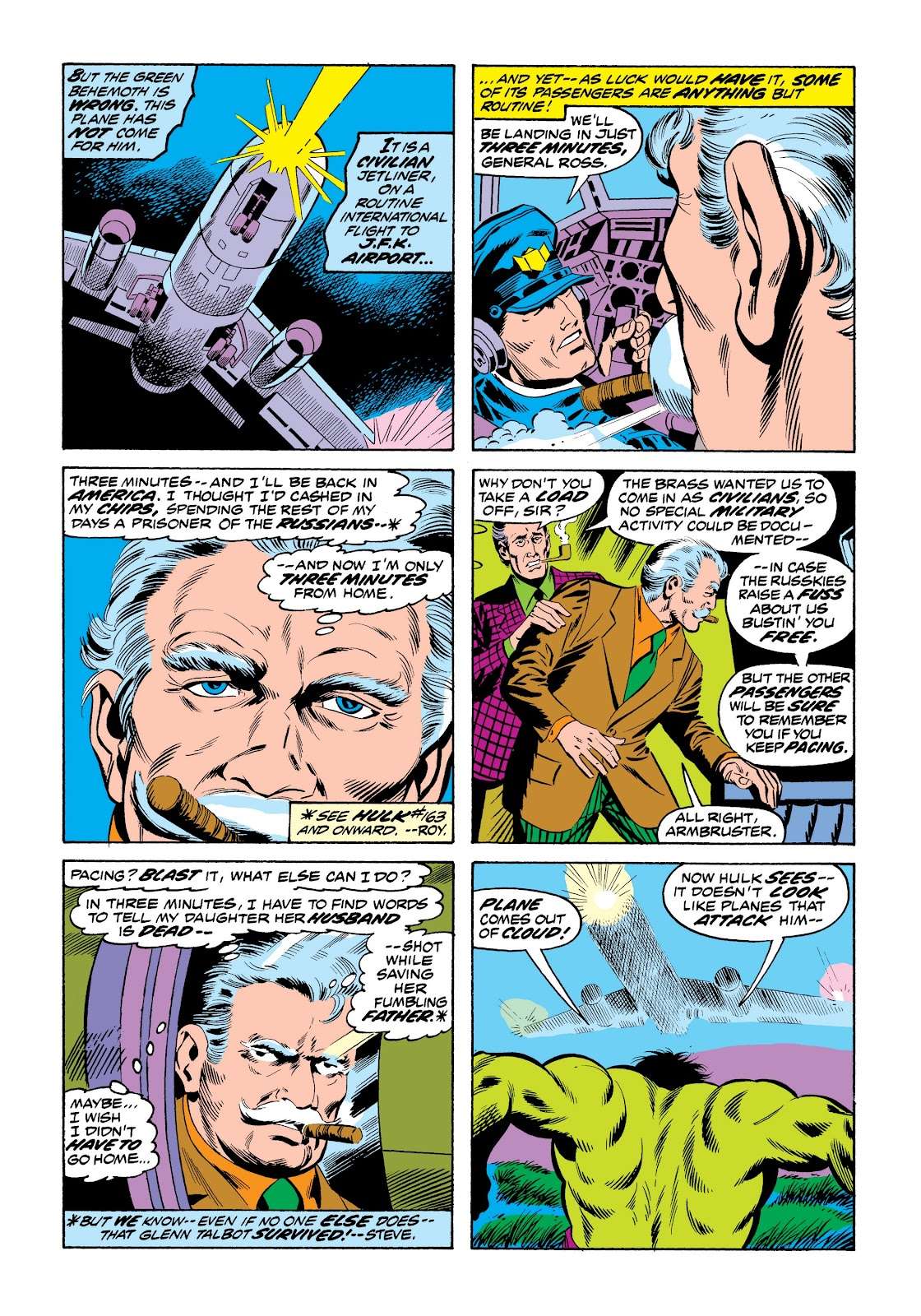 Read online Marvel Masterworks: The Incredible Hulk comic -  Issue # TPB 9 (Part 3) - 19