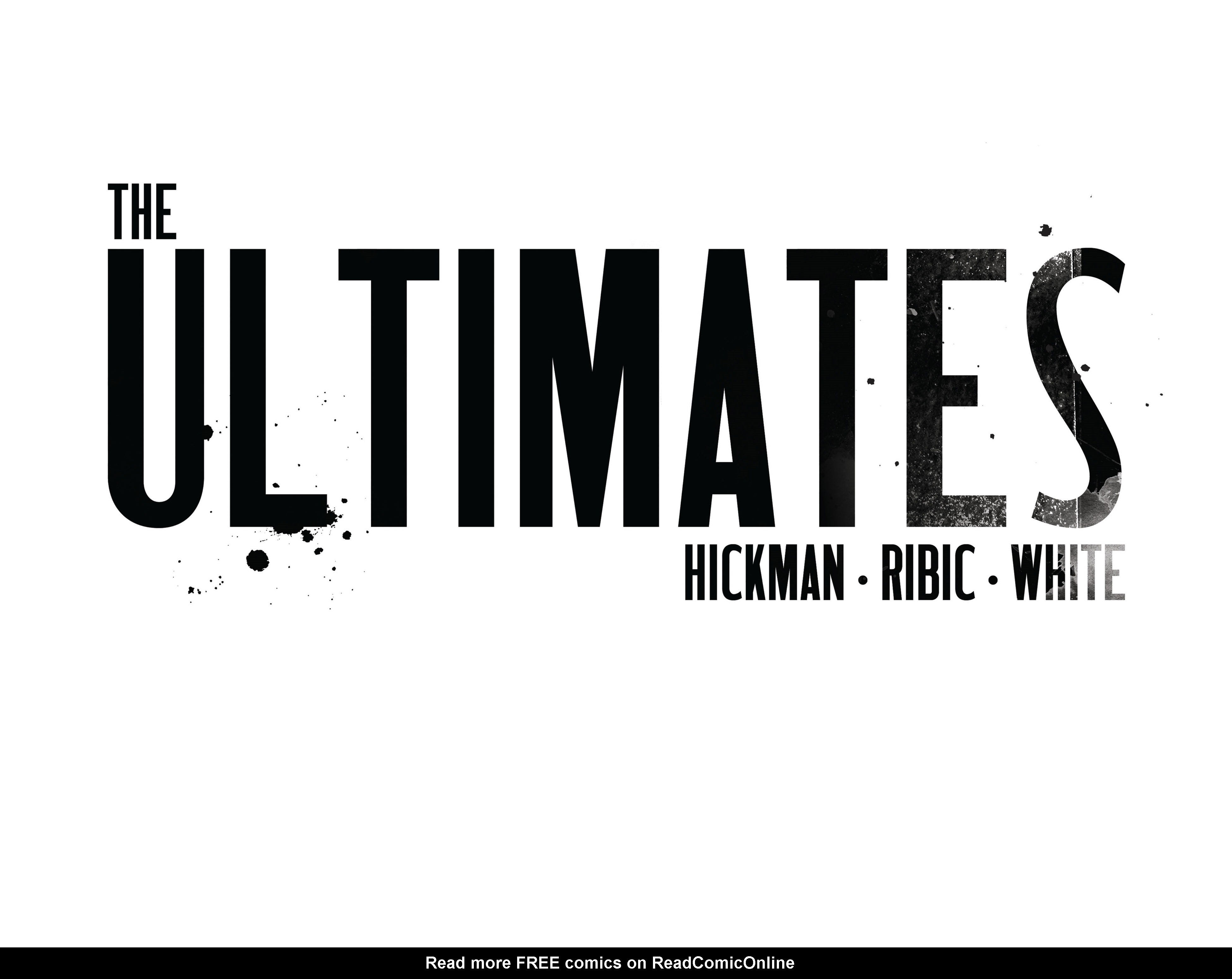 Read online Ultimate Comics Ultimates comic -  Issue #1 - 3