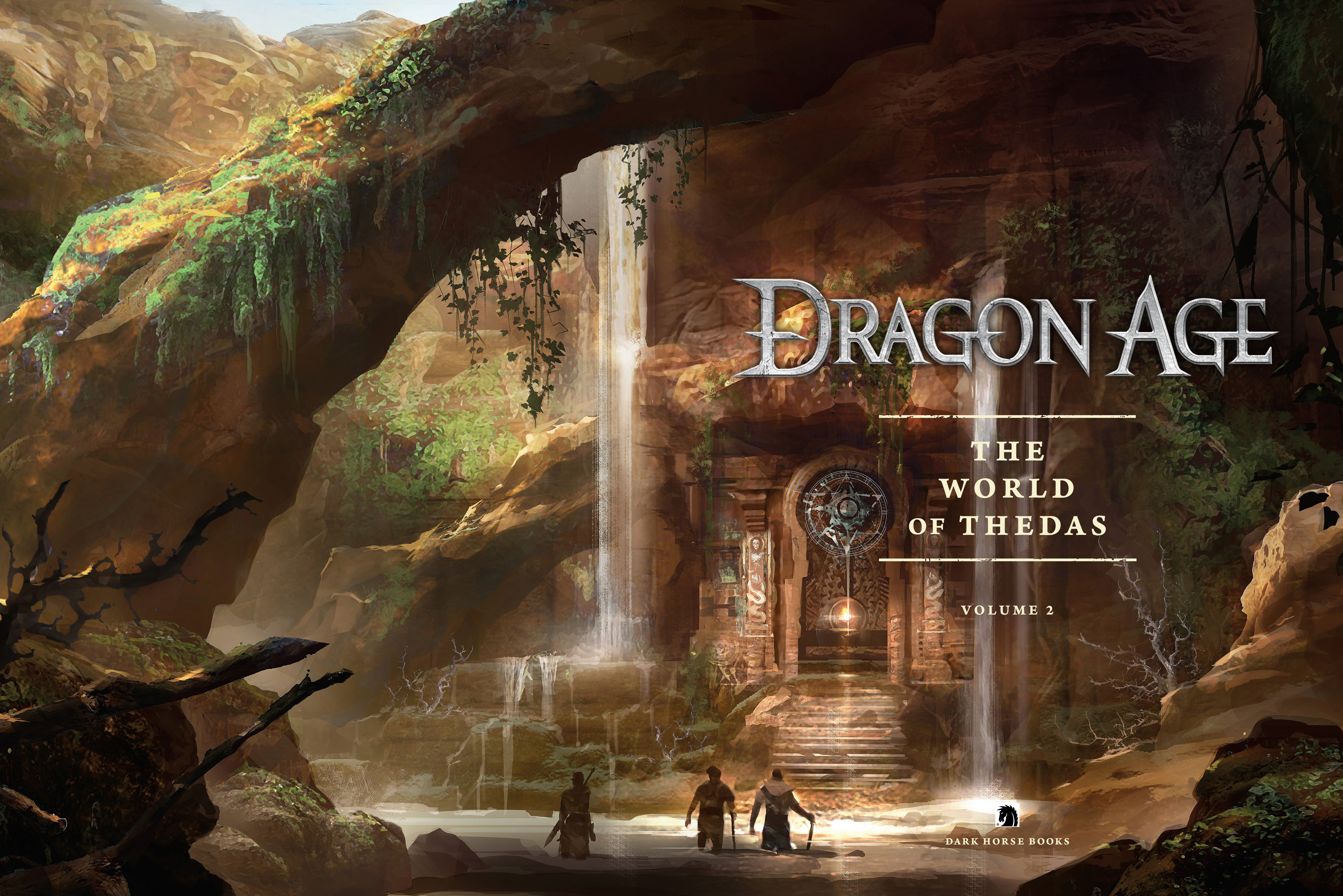 Read online Dragon Age: The World of Thedas comic -  Issue # TPB 2 - 4