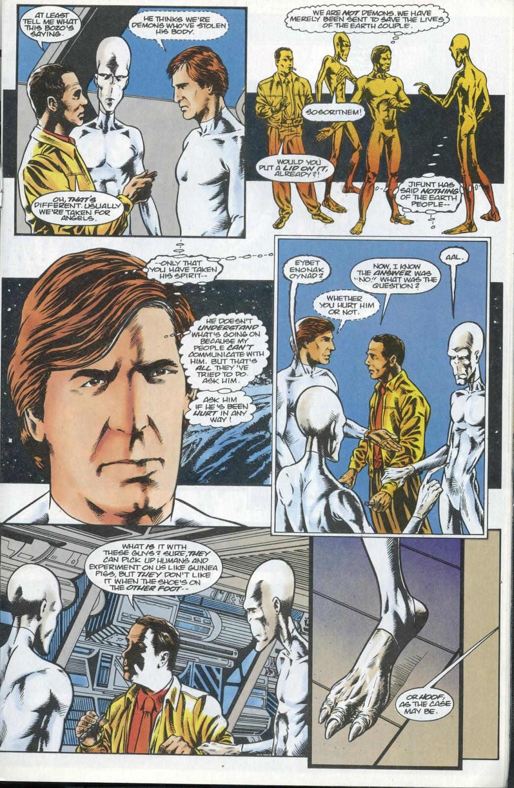 Read online Quantum Leap comic -  Issue #13 - 13