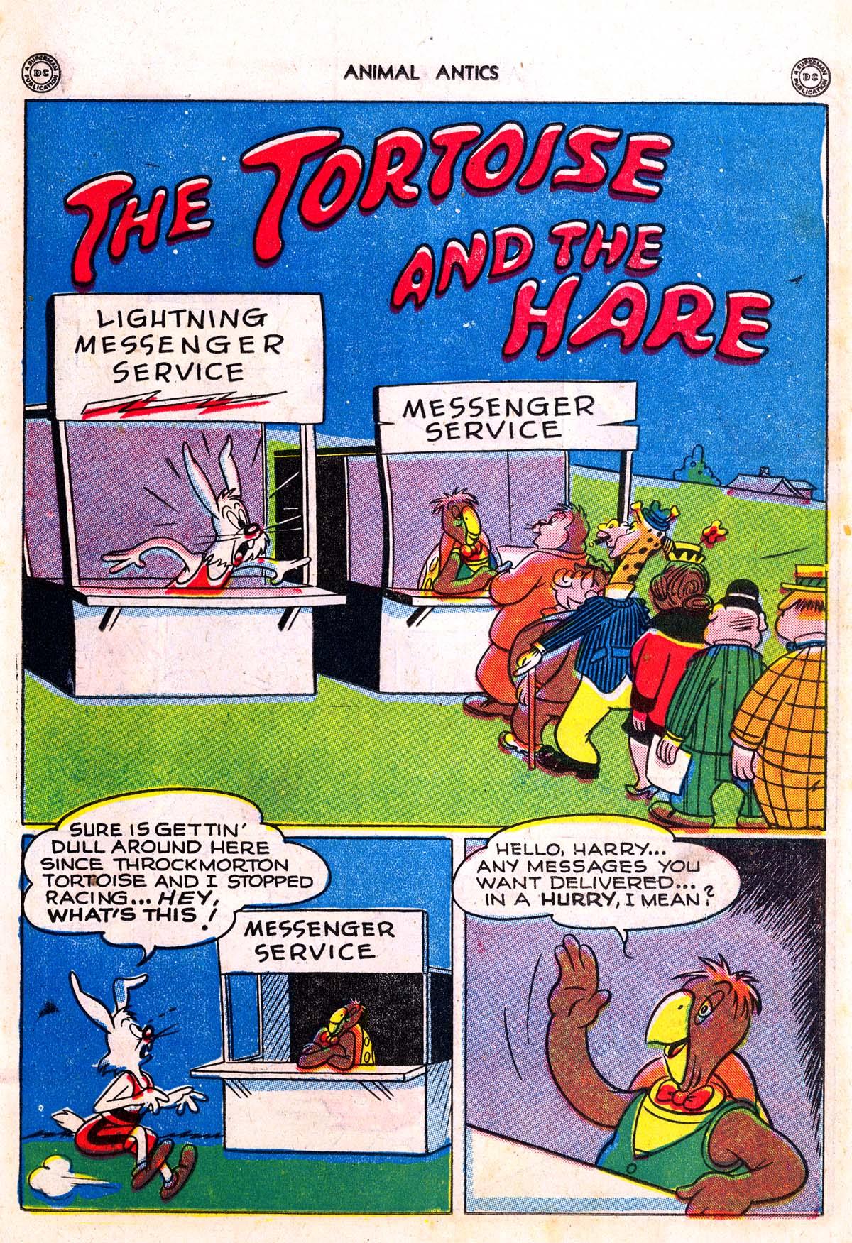 Read online Animal Antics comic -  Issue #5 - 27