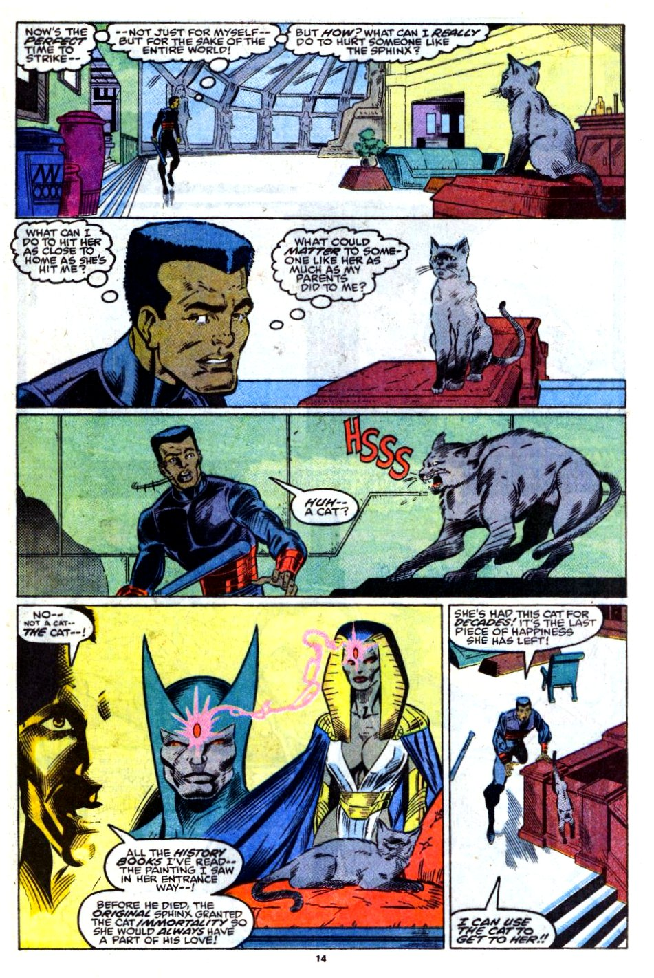 The New Warriors Issue #13 #17 - English 11