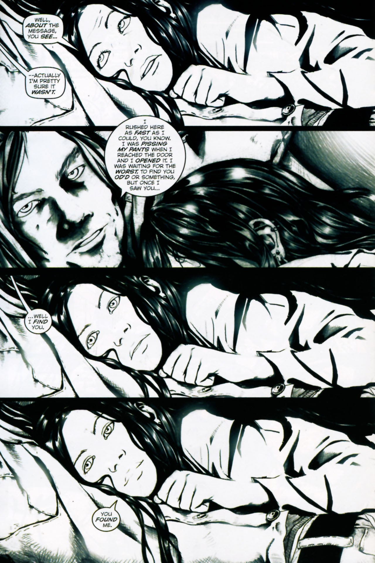 In Her Darkest Hour Full Page 11