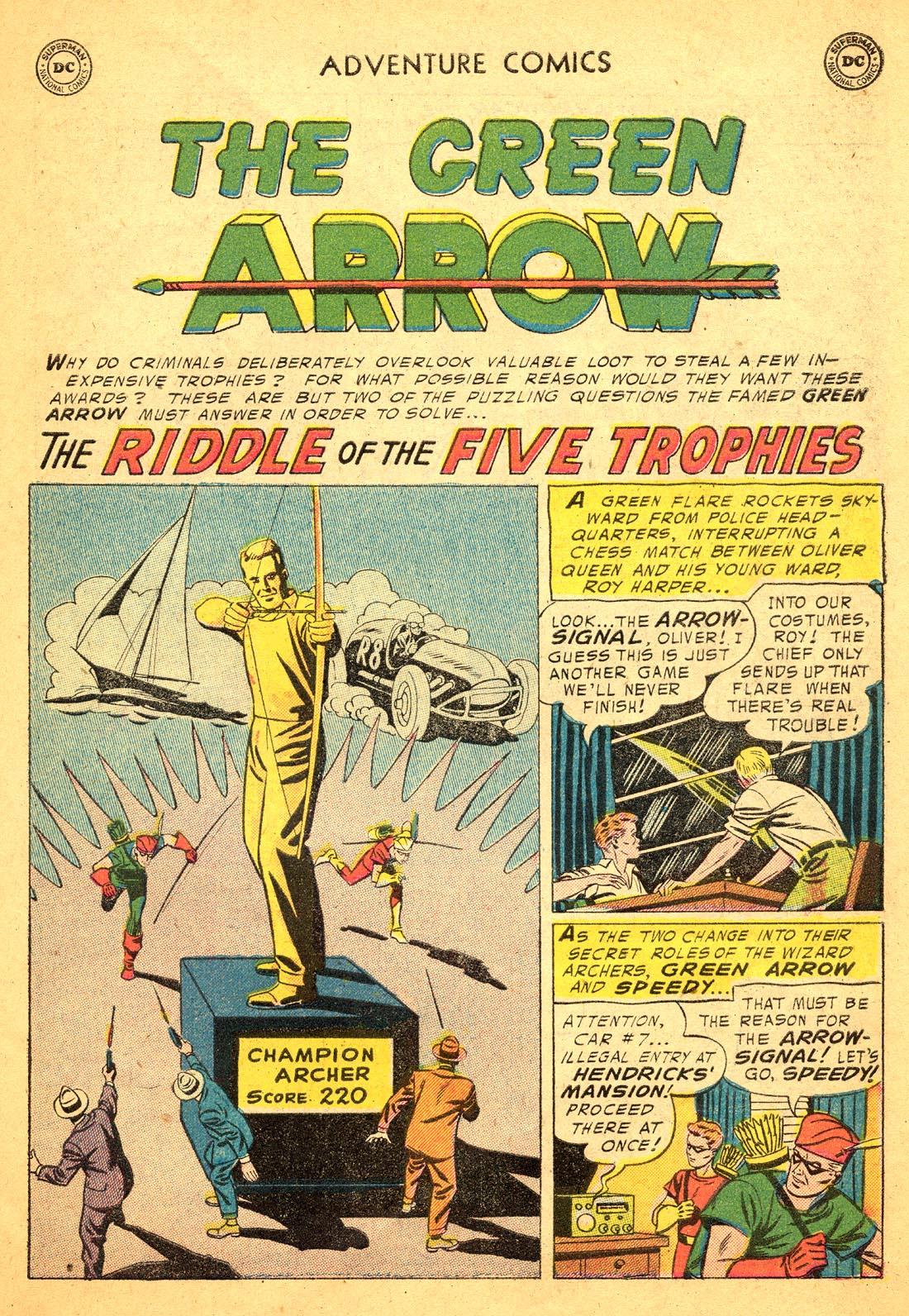 Read online Adventure Comics (1938) comic -  Issue #217 - 27
