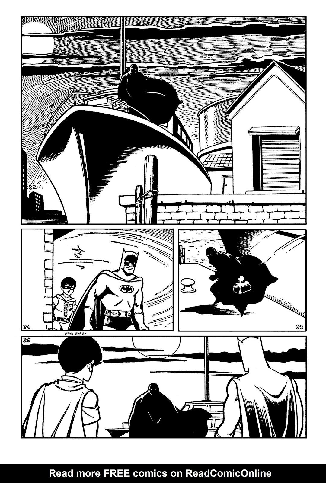 Read online Batman - The Jiro Kuwata Batmanga comic -  Issue #51 - 15