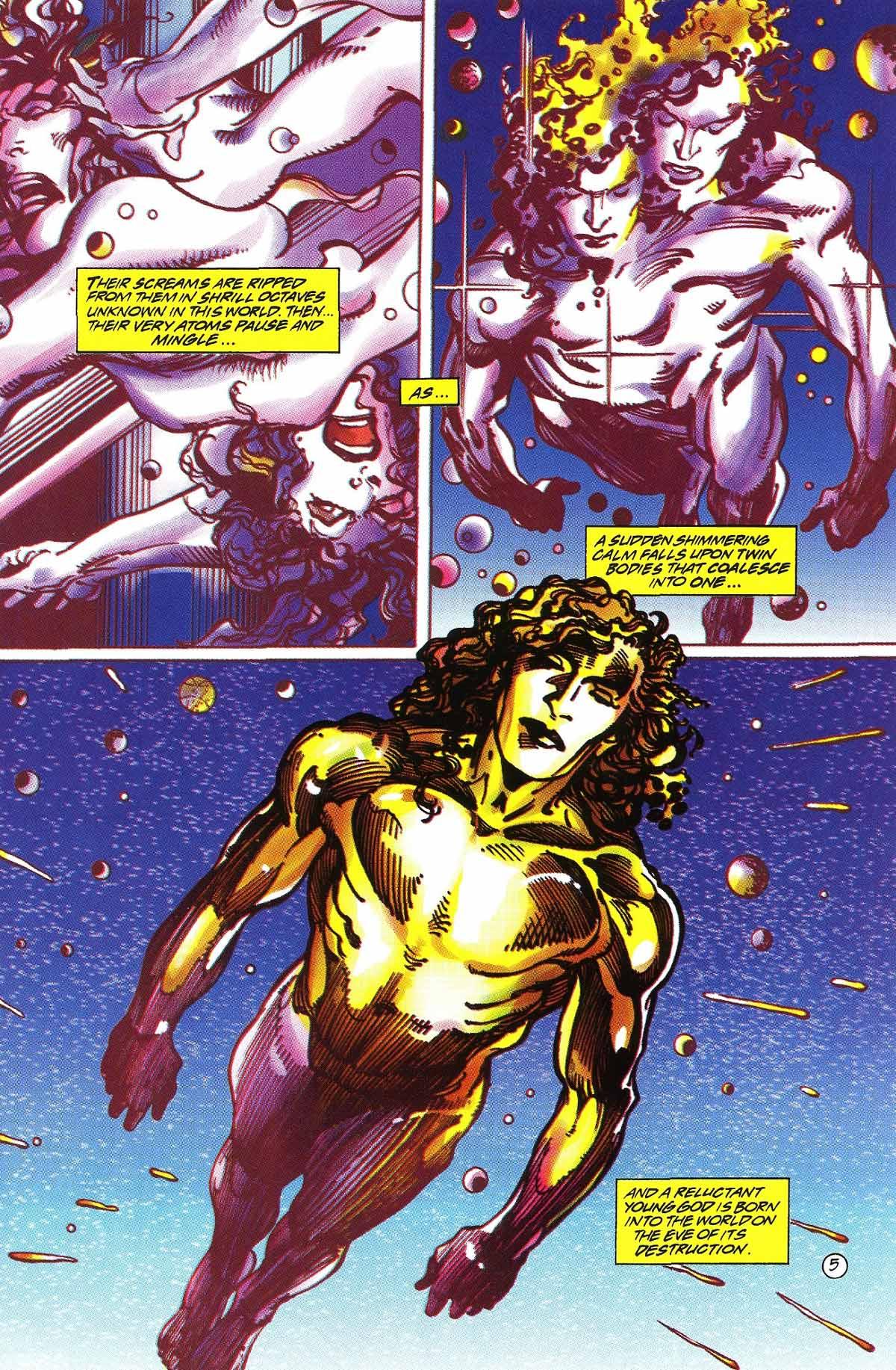 Read online Rune (1994) comic -  Issue #5 - 6