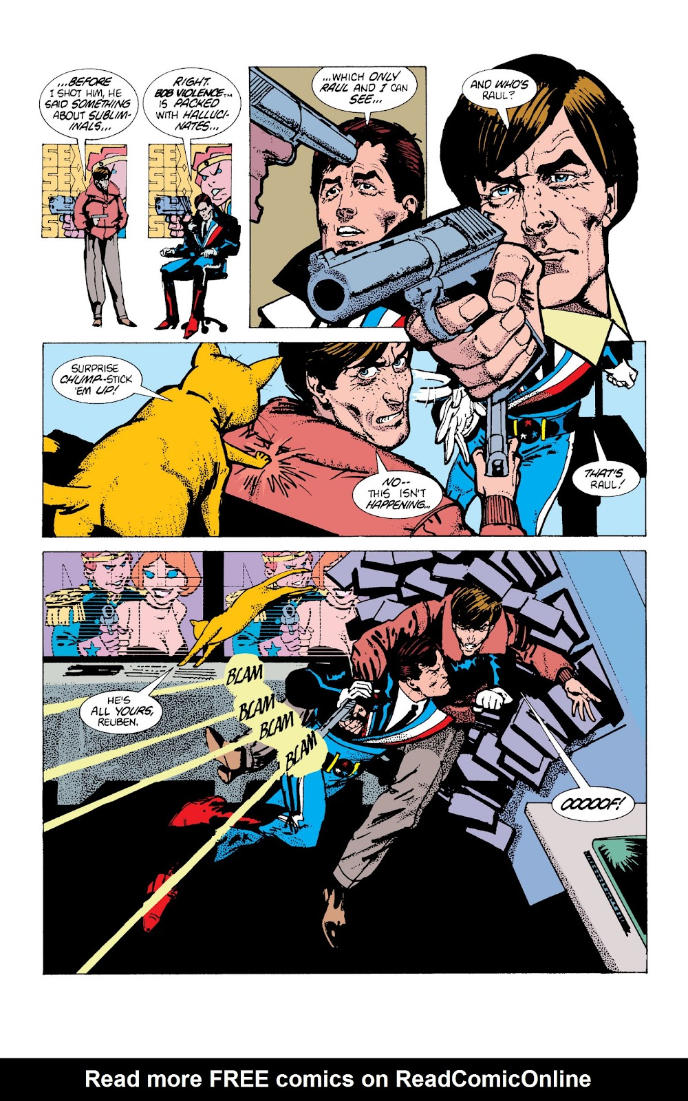 American Flagg! issue Definitive Collection (Part 2) - Page 7