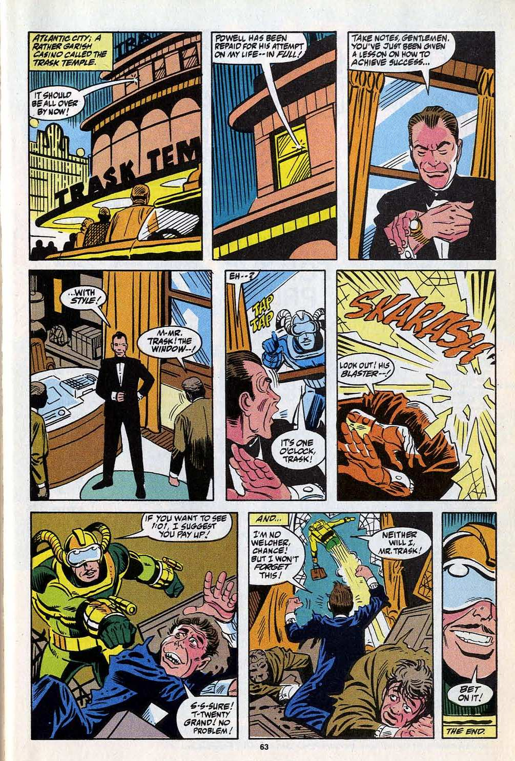 The Amazing Spider-Man (1963) _Annual_25 Page 64