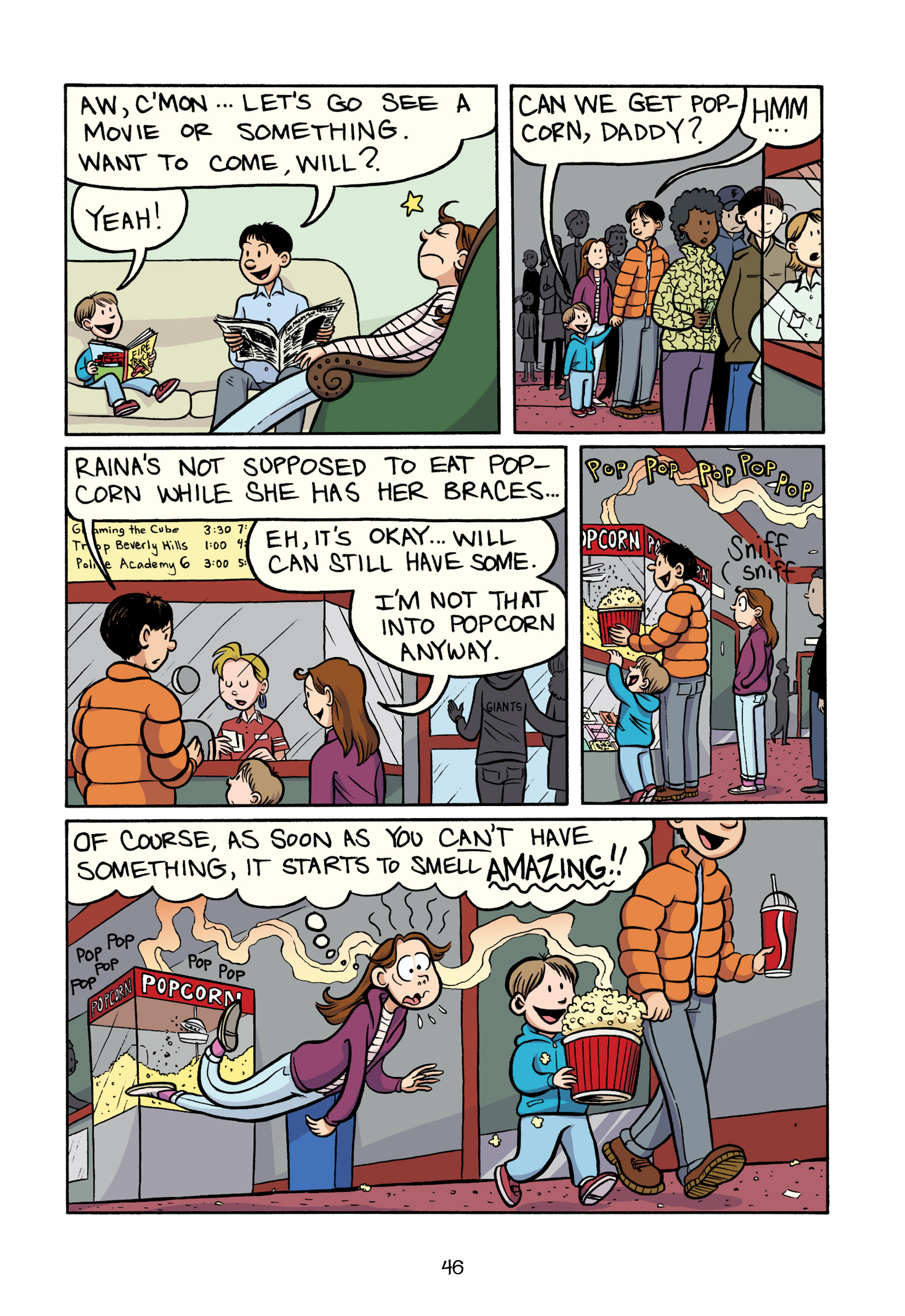Read online Smile comic -  Issue # TPB - 52