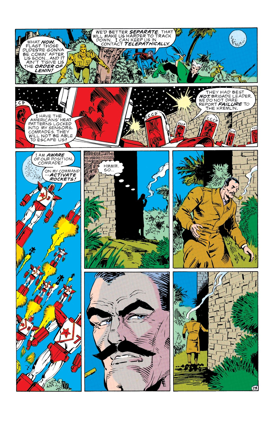 Doom Patrol and Suicide Squad Special issue Special 1 - Page 27