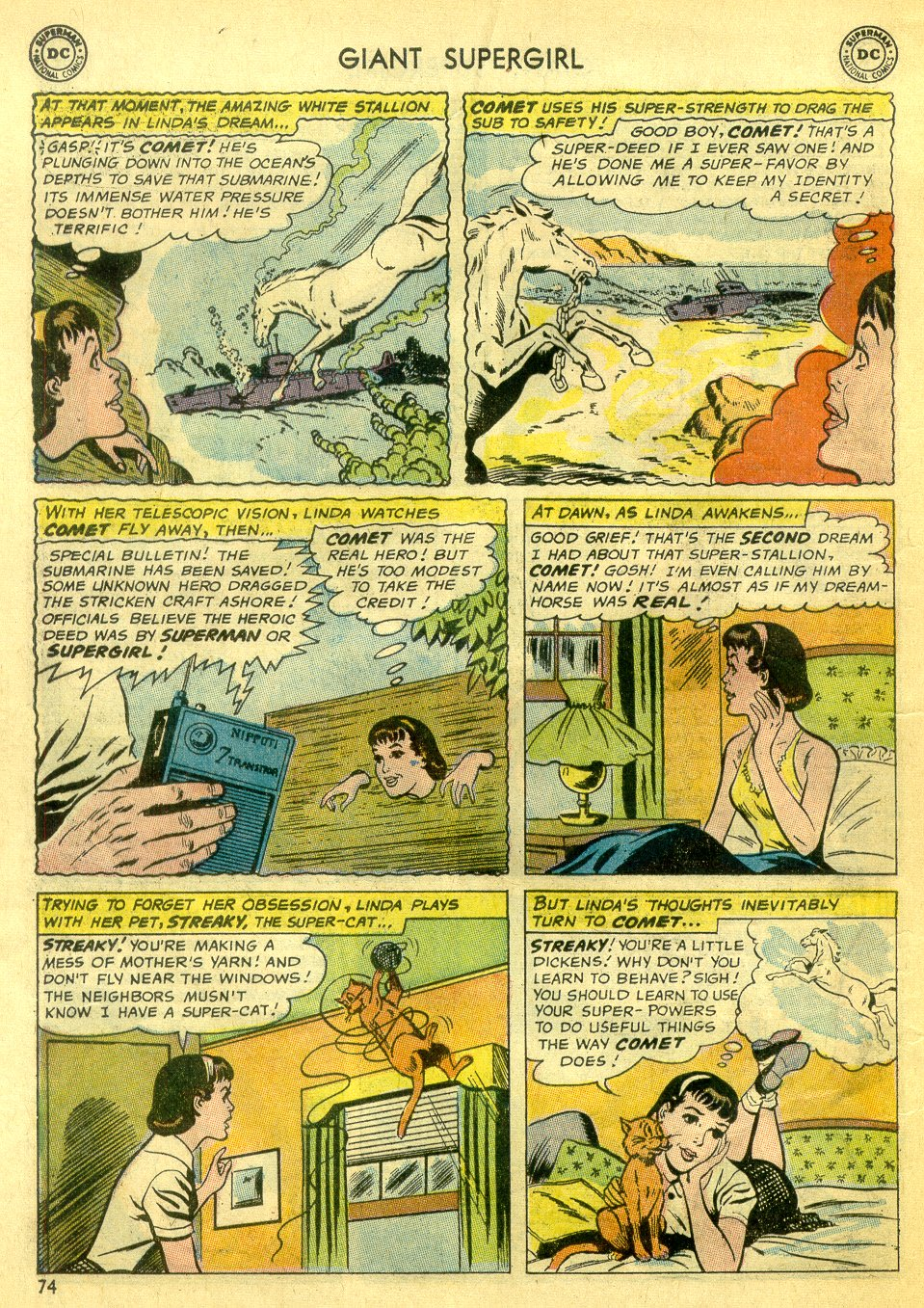 Action Comics (1938) 334 Page 75