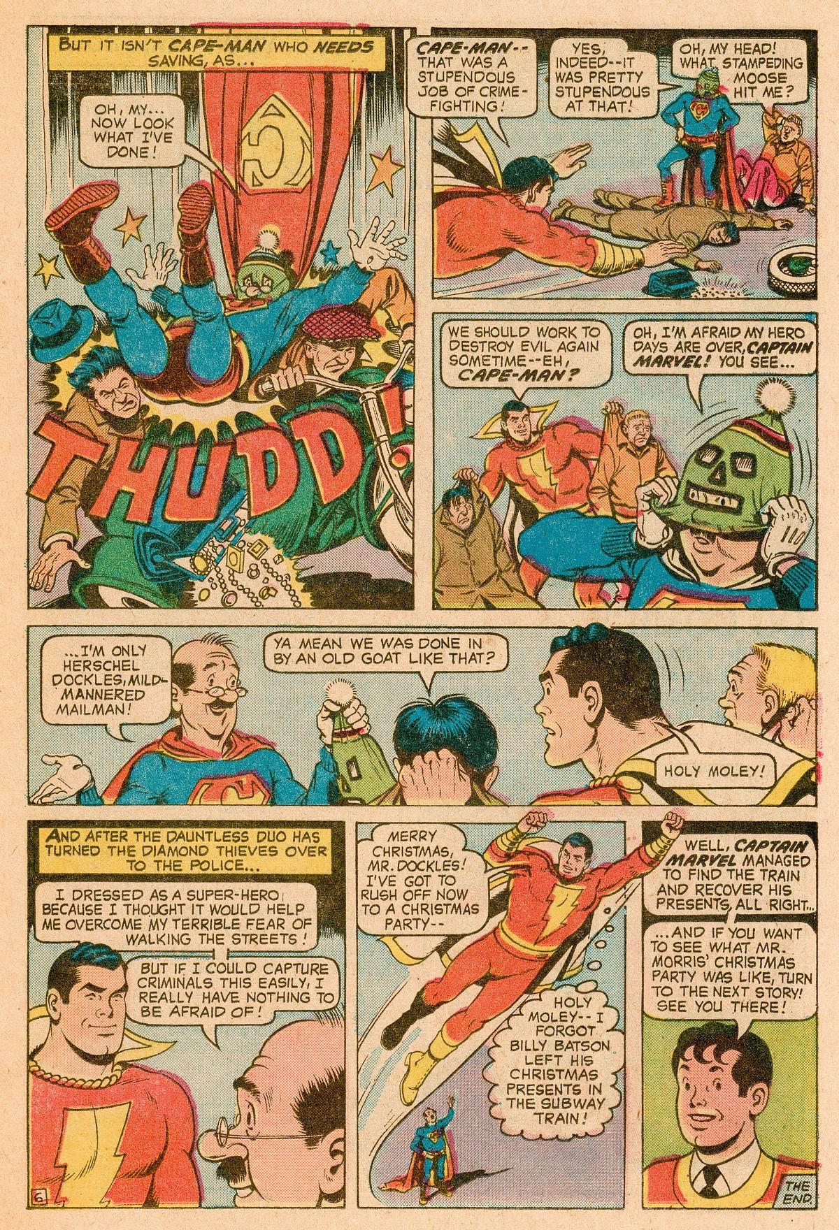 Read online Shazam! (1973) comic -  Issue #11 - 14
