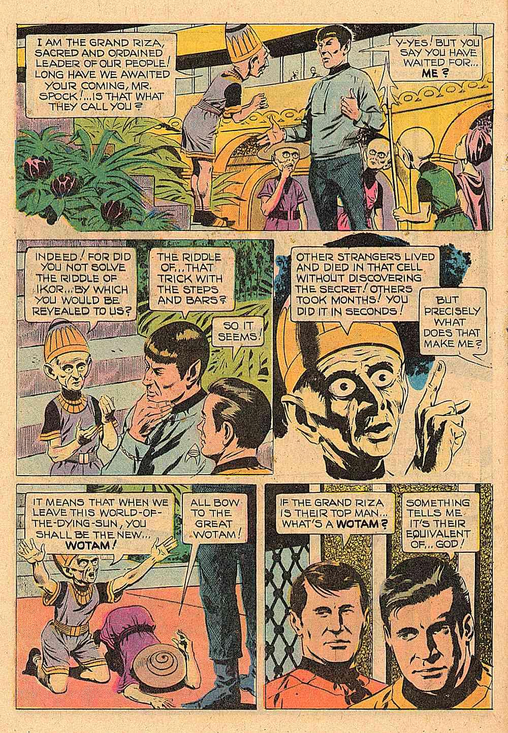 Star Trek (1967) issue 46 - Page 10
