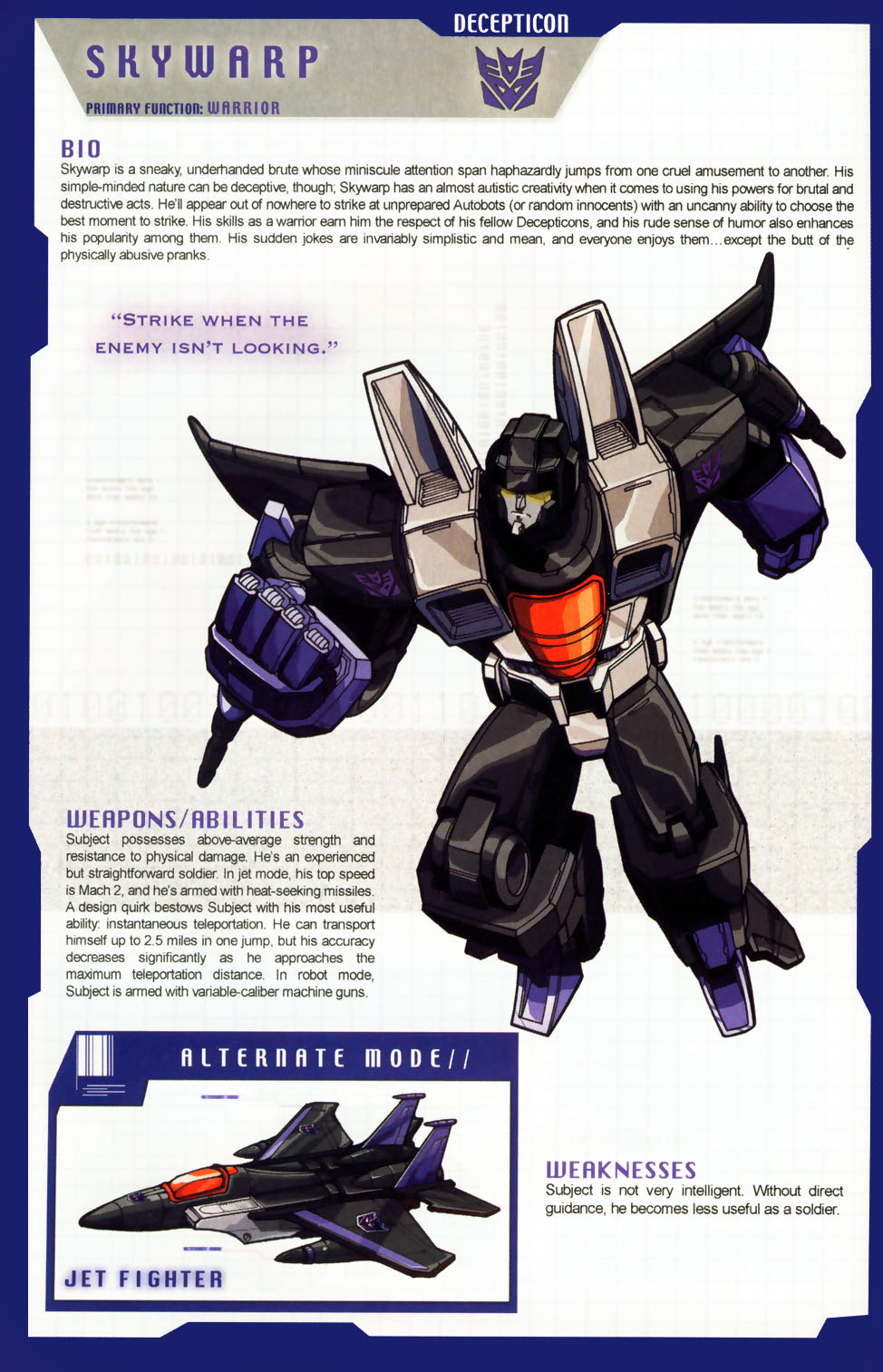 Read online Transformers: More than Meets the Eye comic -  Issue #6 - 20