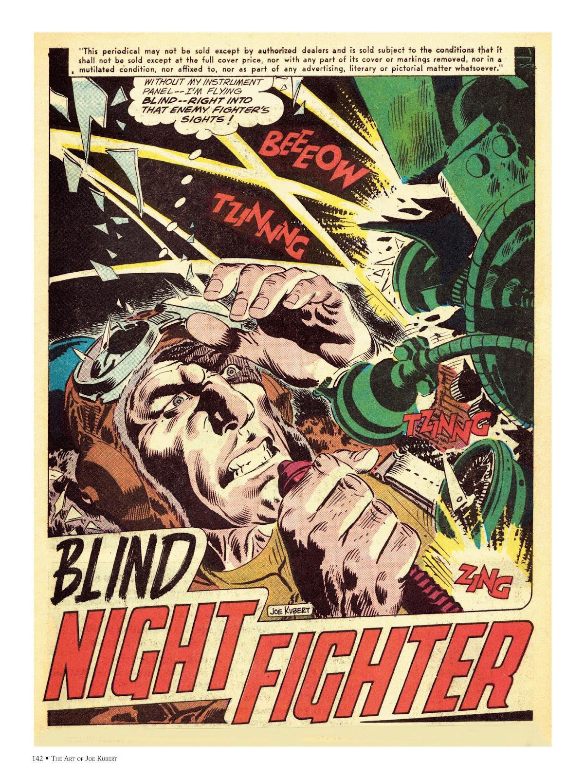 Read online The Art of Joe Kubert comic -  Issue # TPB (Part 2) - 42