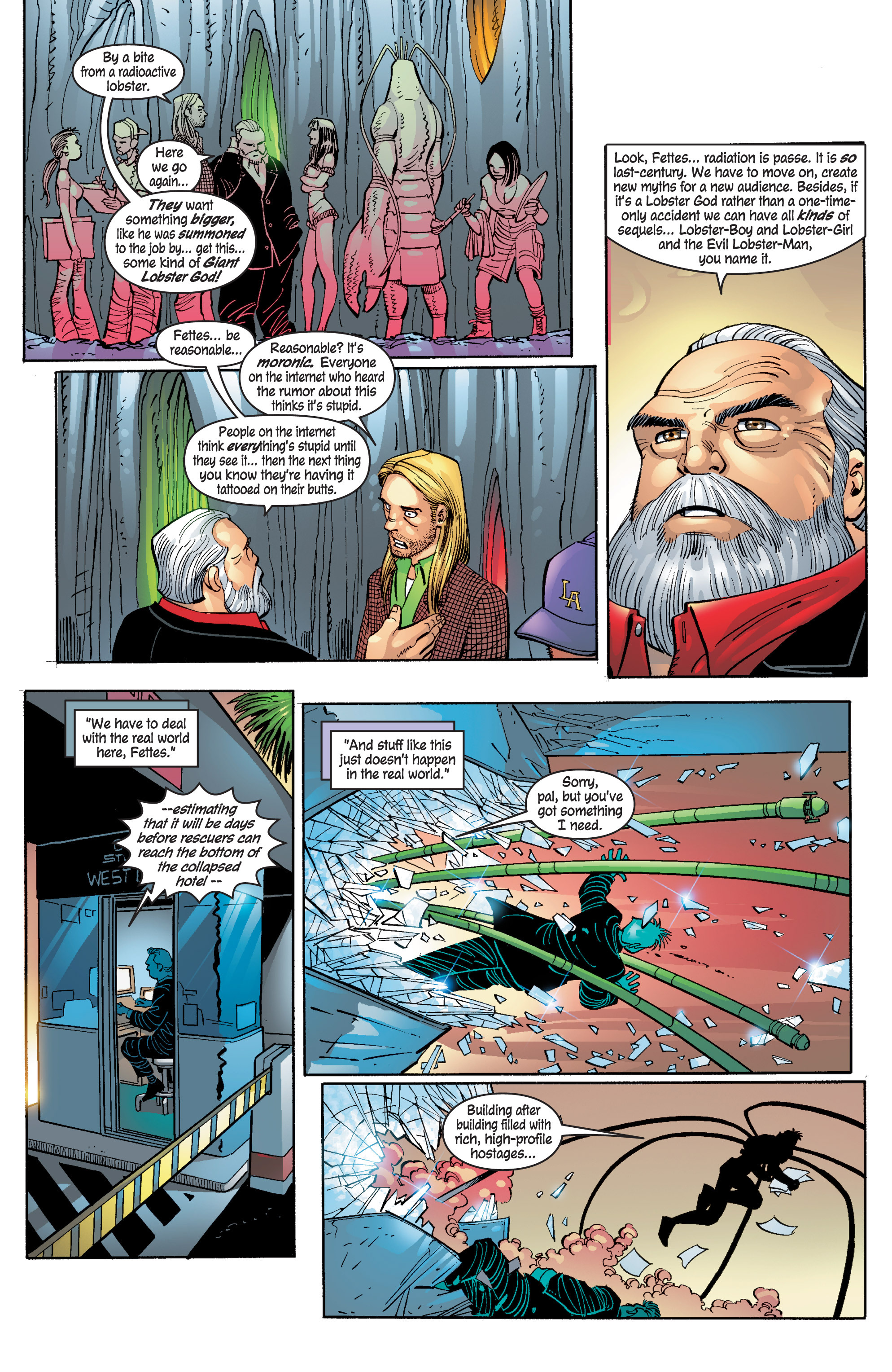The Amazing Spider-Man (1999) 45 Page 4